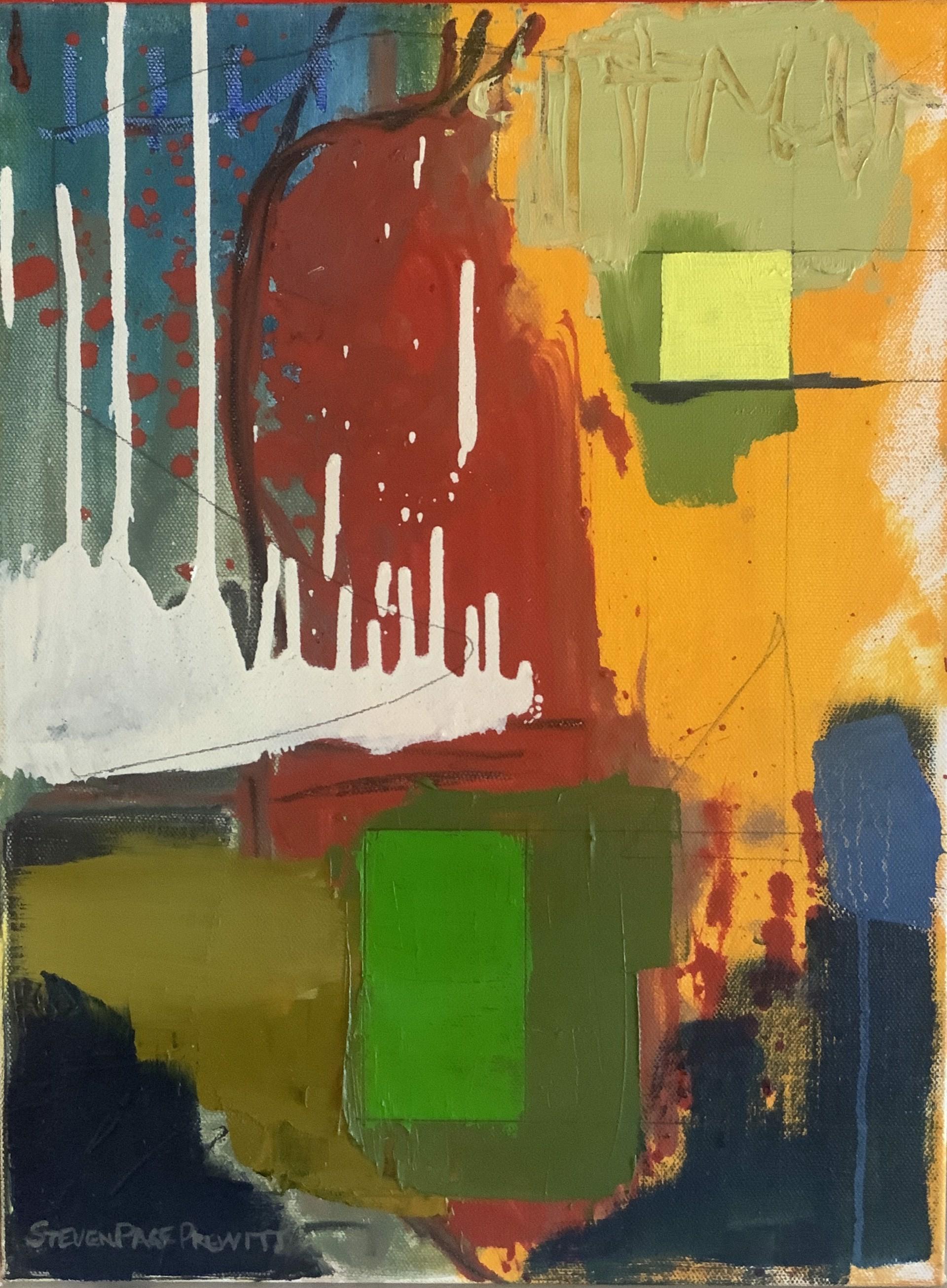 Palette XXII by stevenpage prewitt