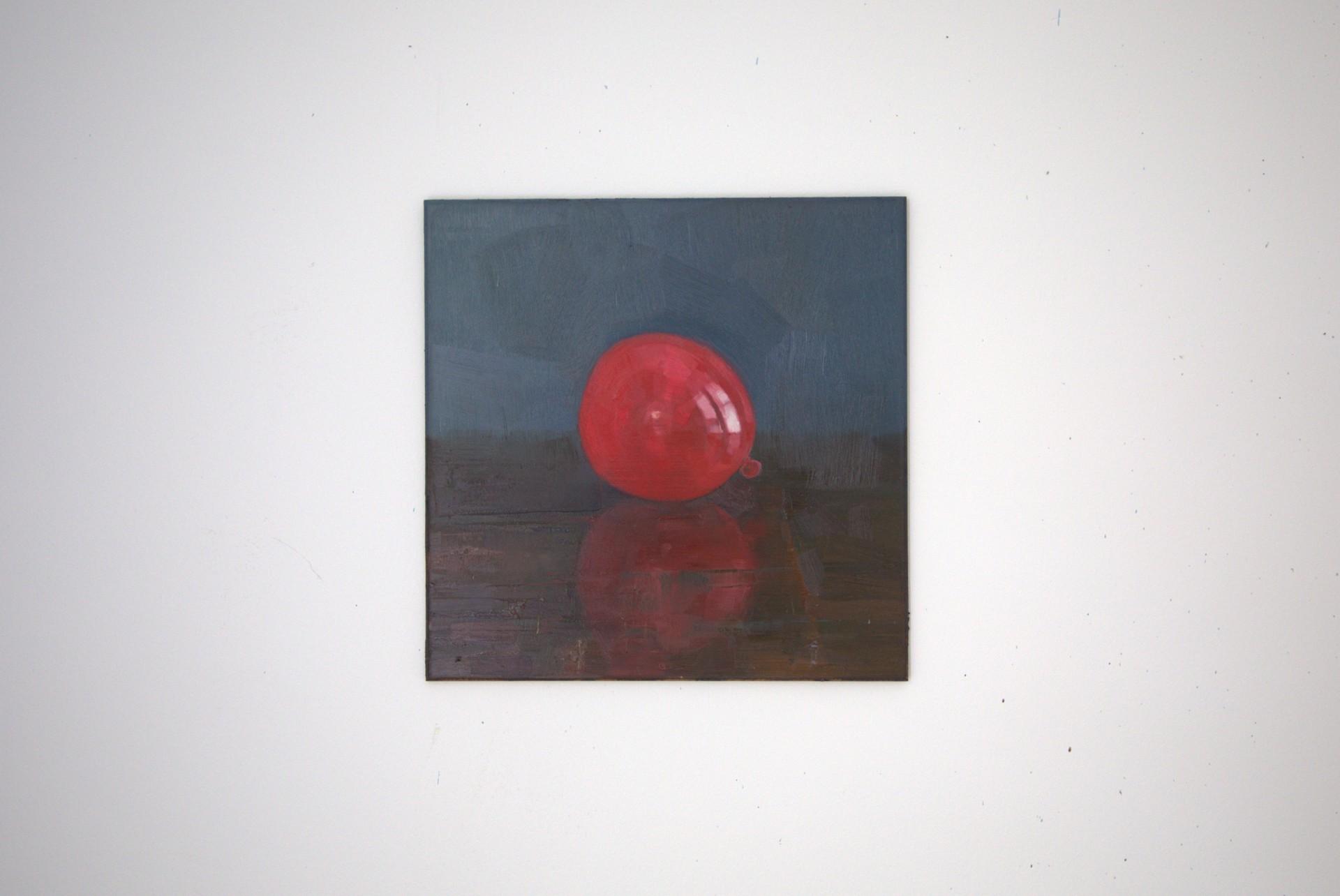 Red Dot by Elena Burykina