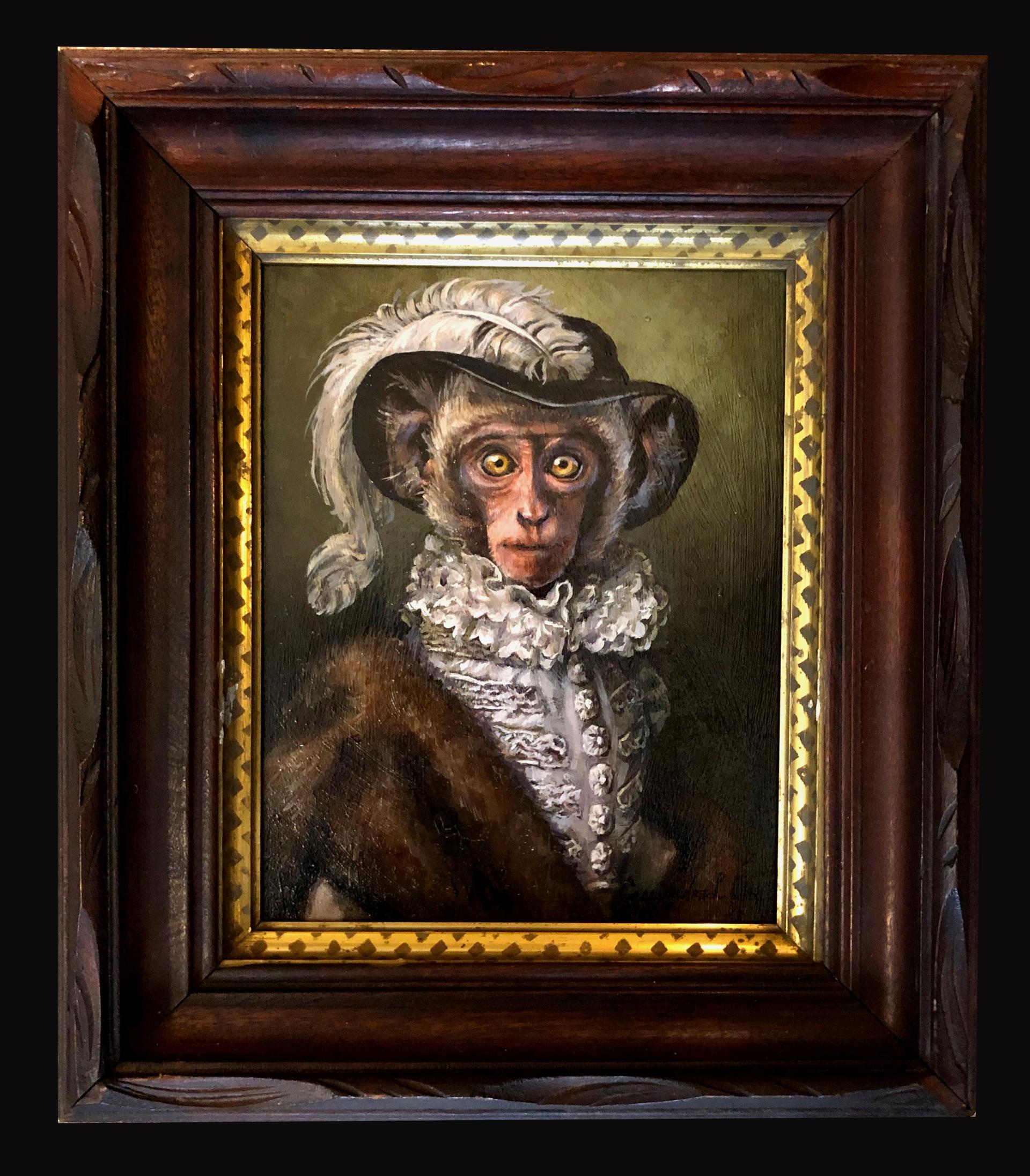 Caroline of Macaque by Cassandra Kim