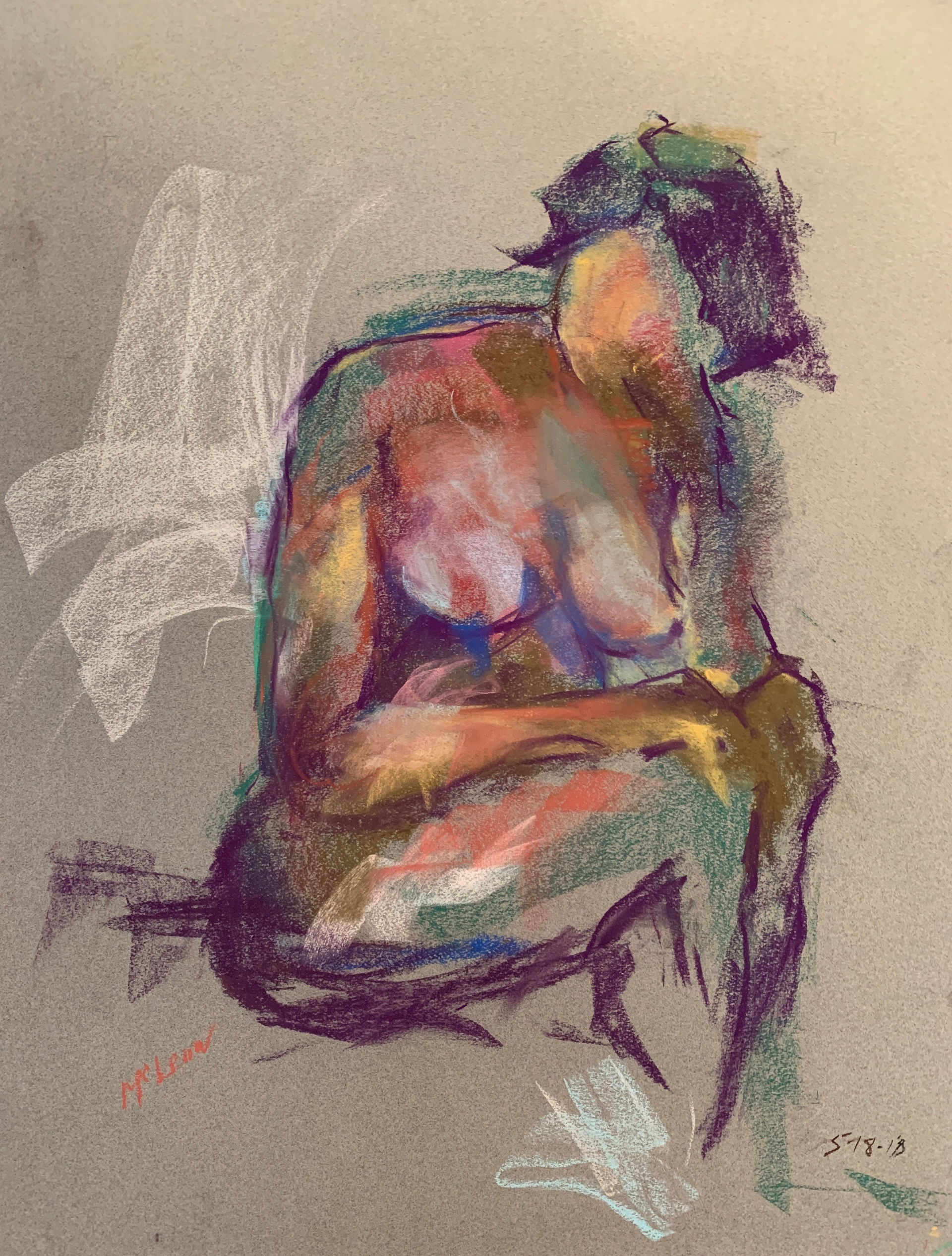 Contemplation by Beth McLean