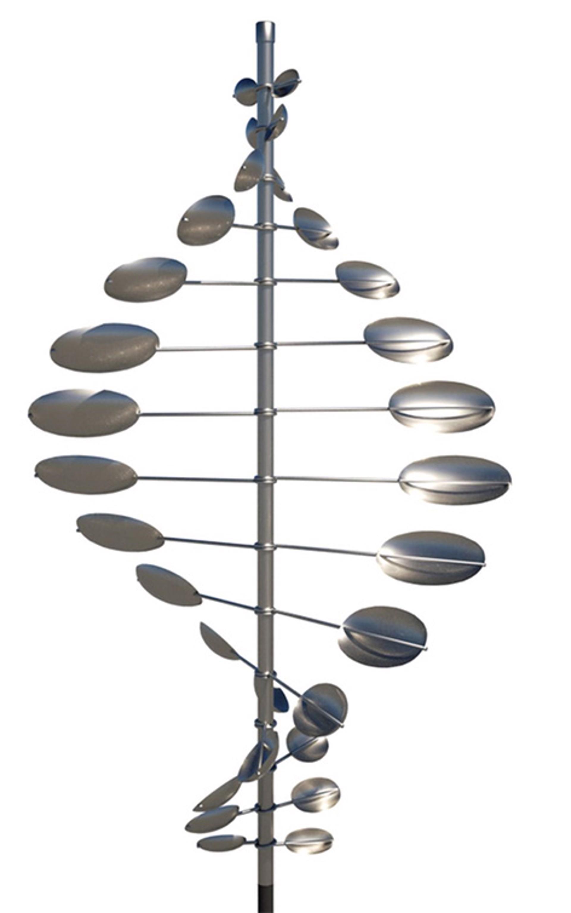 Double Helix Horizontal by Lyman Whitaker