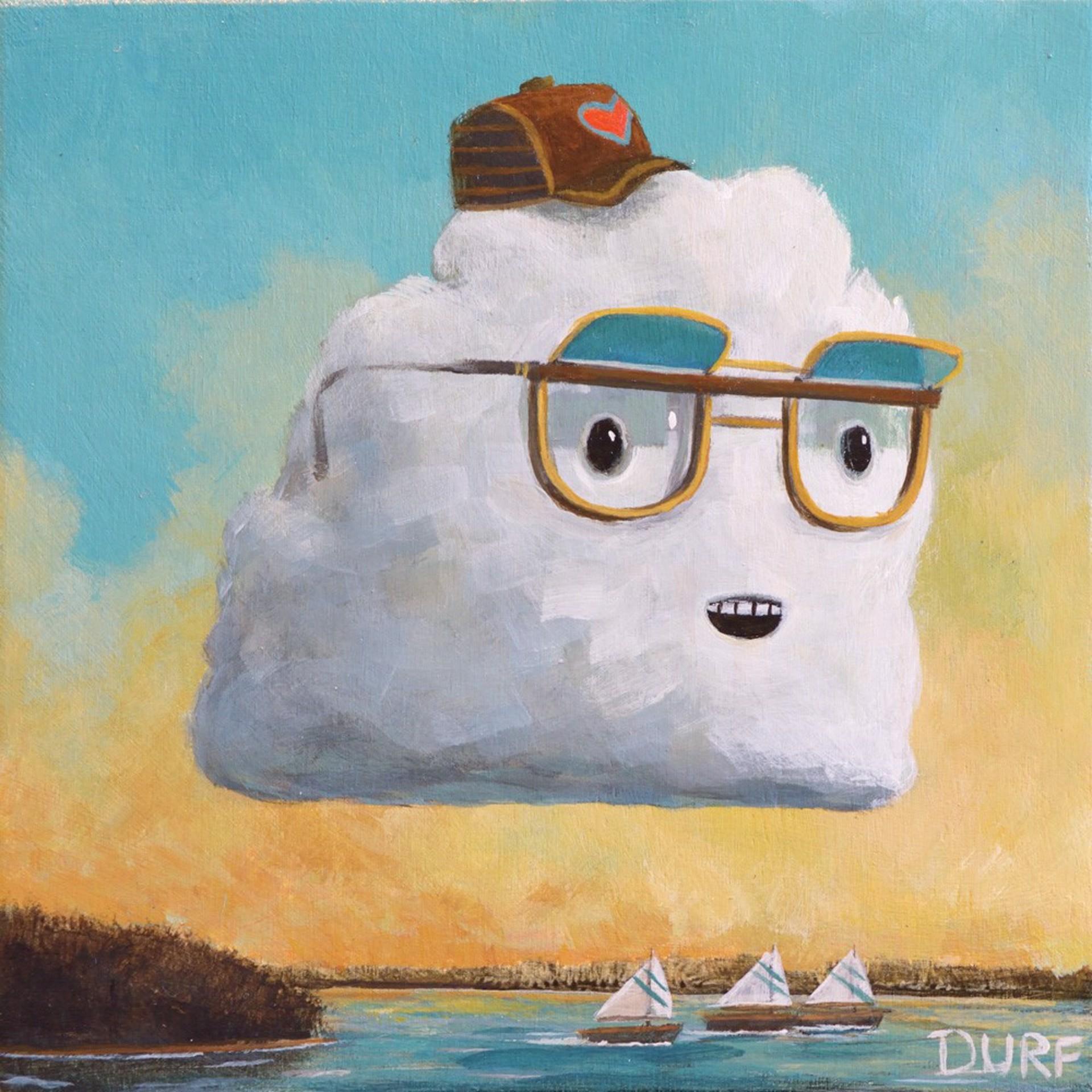 Summer Cloud by Nathan Durfee