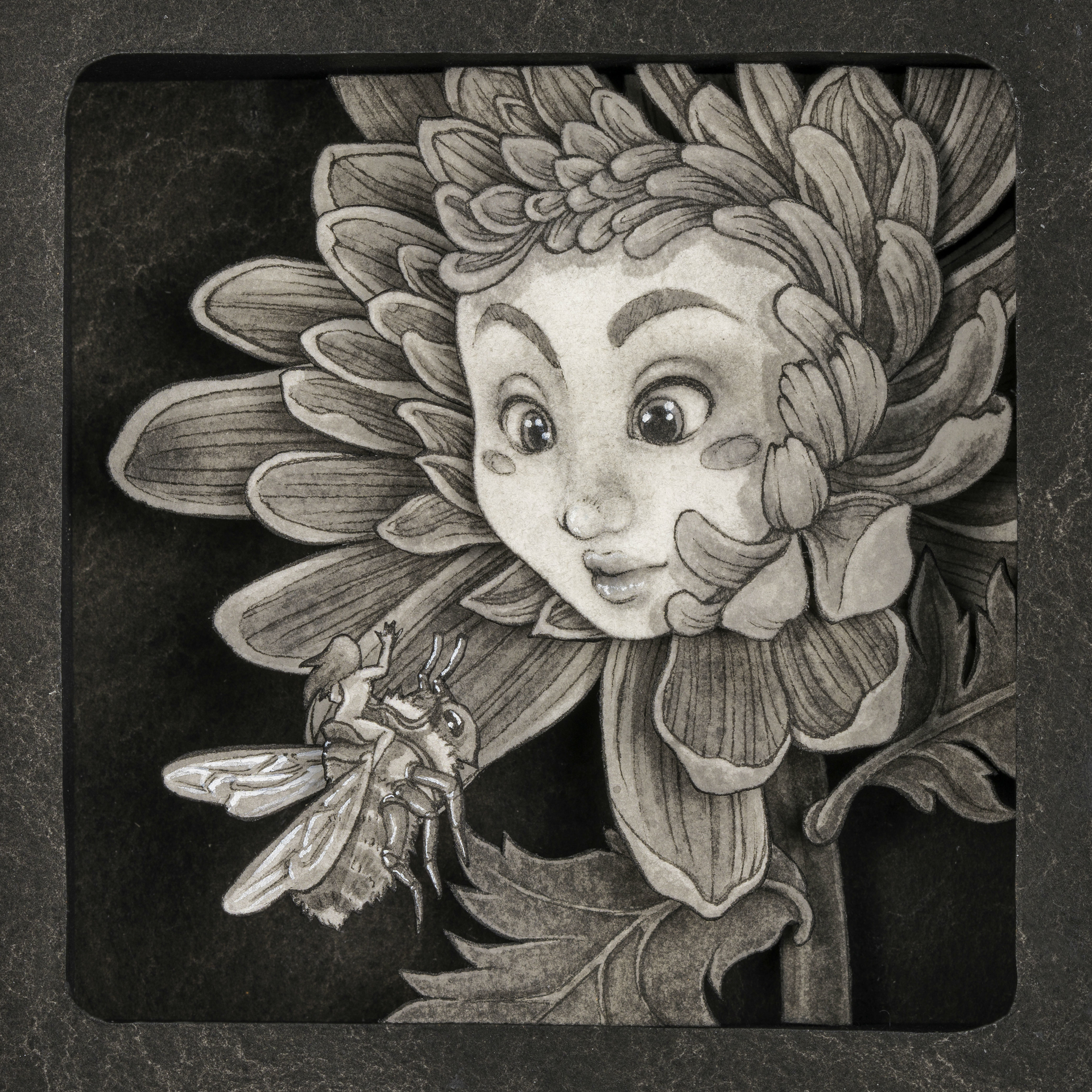 The Buzz by Daria Aksenova