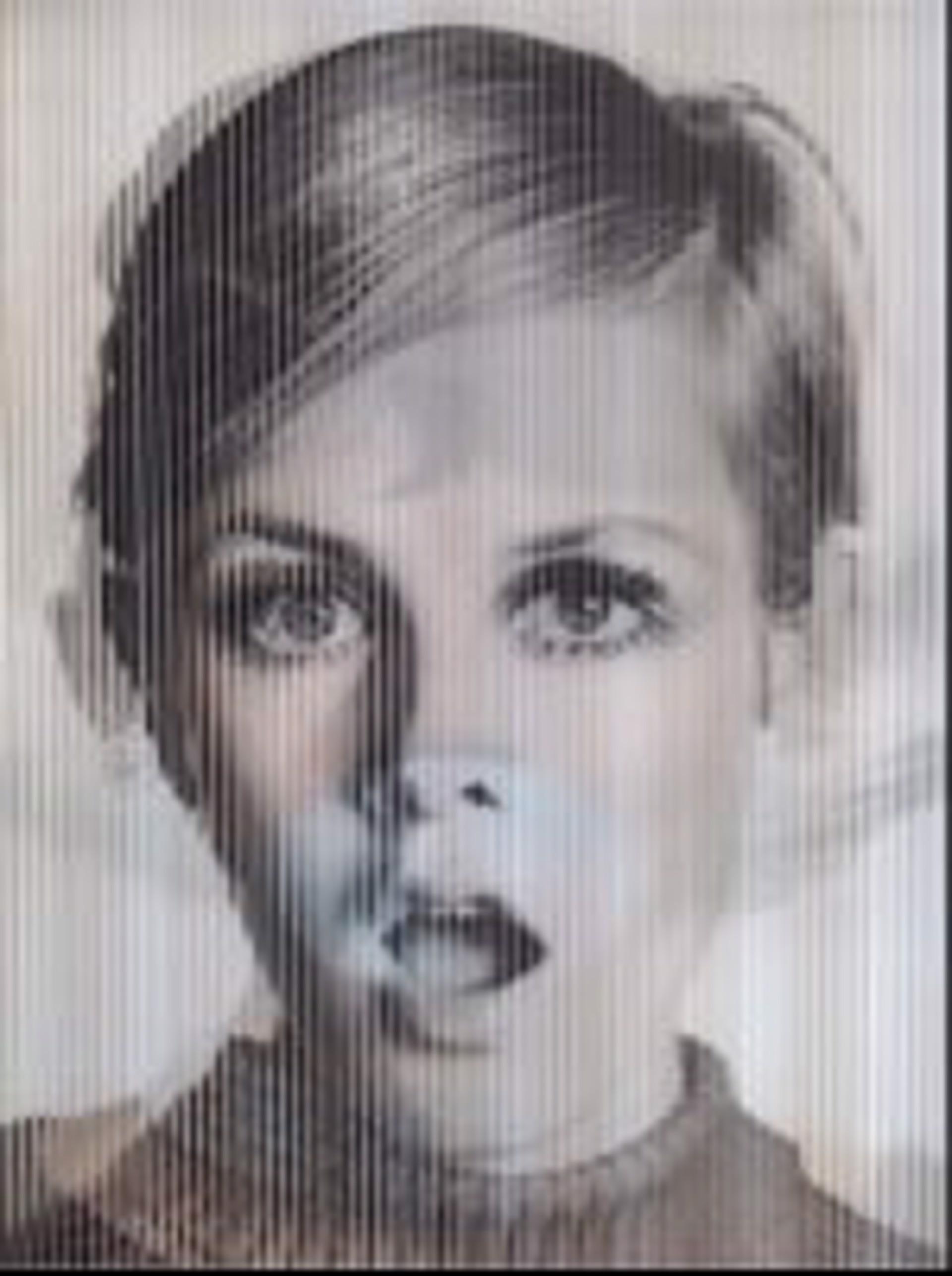 Audrey,Twiggy, Marilyn by Efi Mashiah
