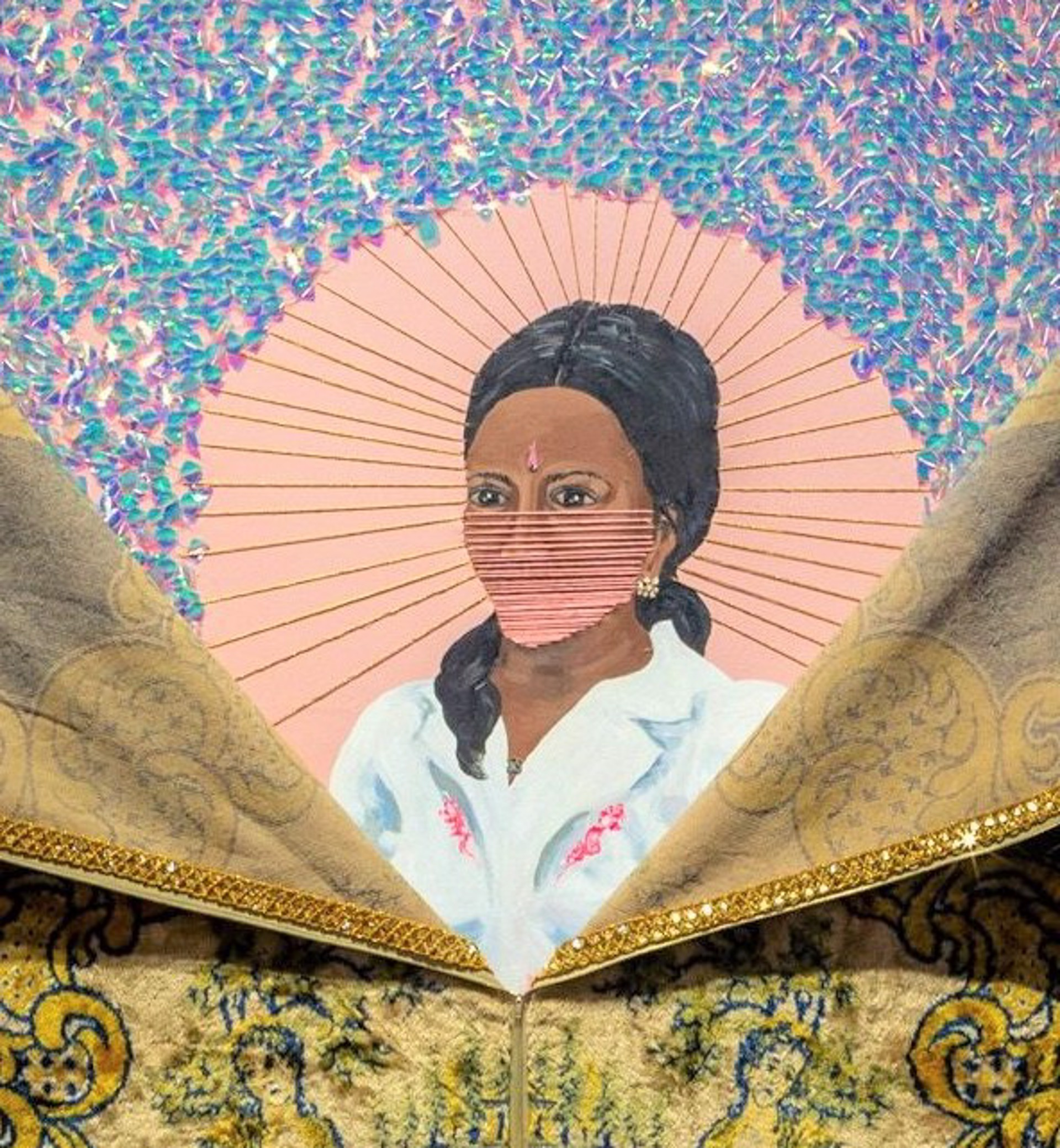Calypso Queen by Suchitra Mattai
