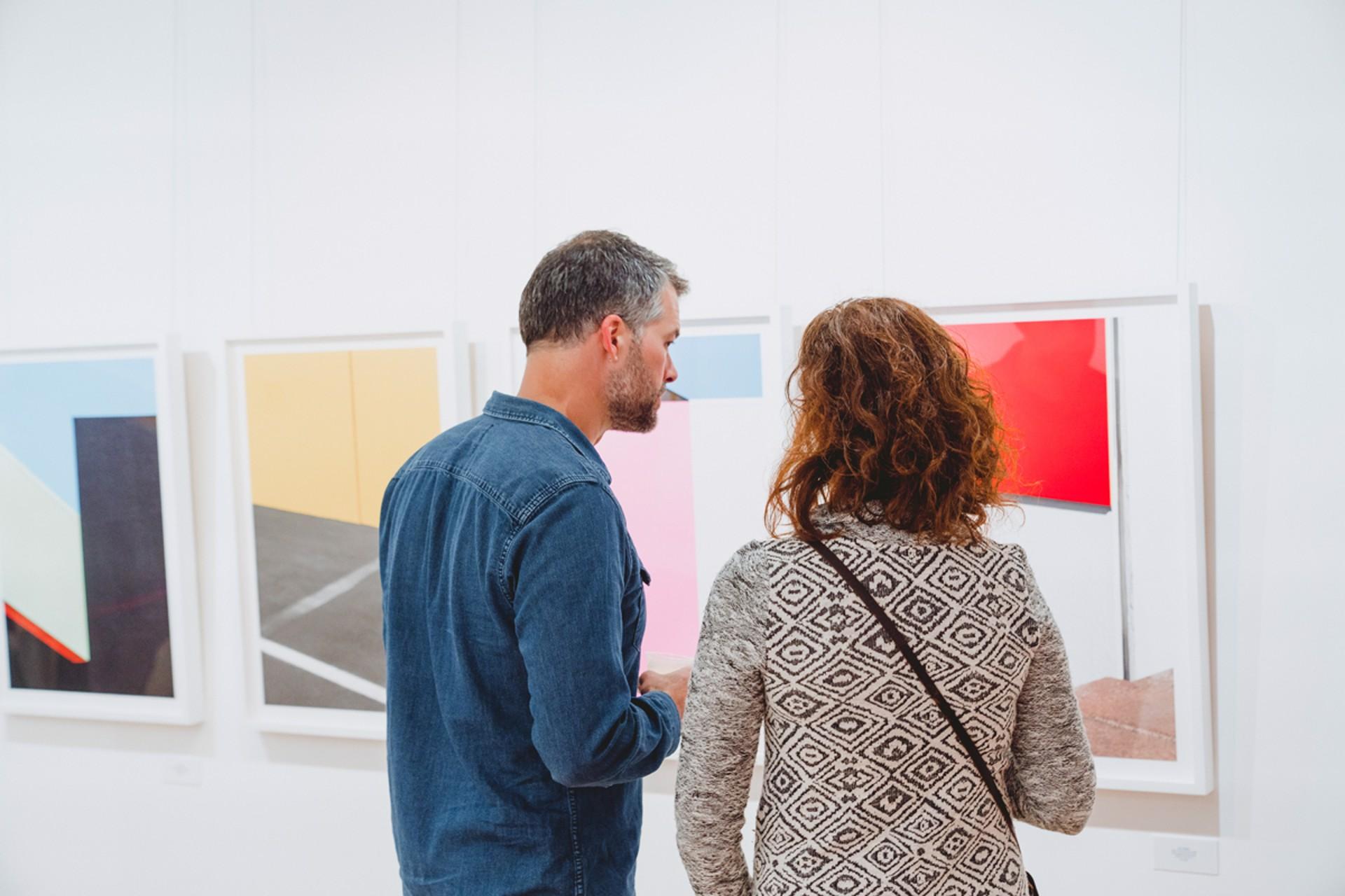 Red Powerhouse by Jon Setter