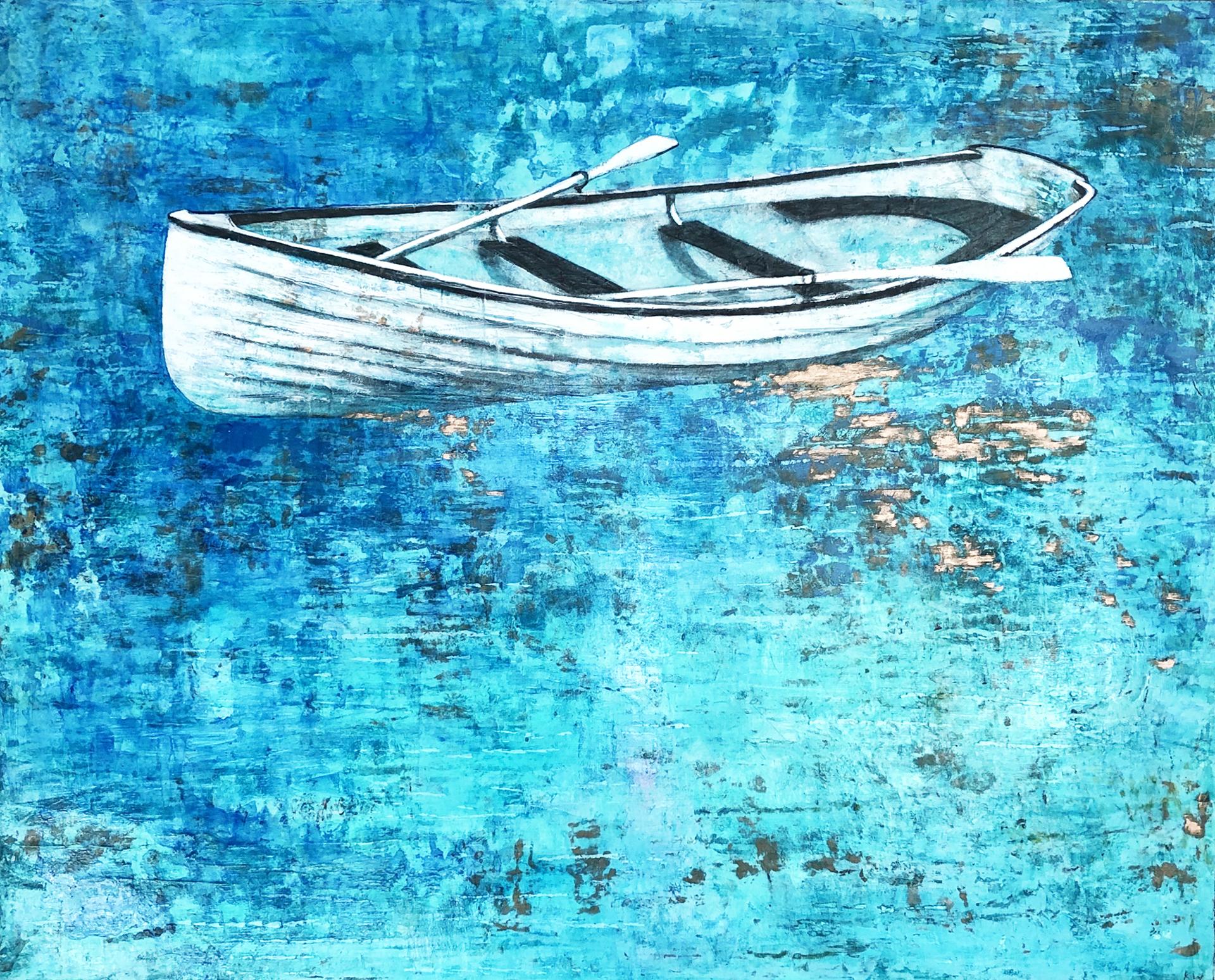 Sacred Vessel by Kimberly Wheaton