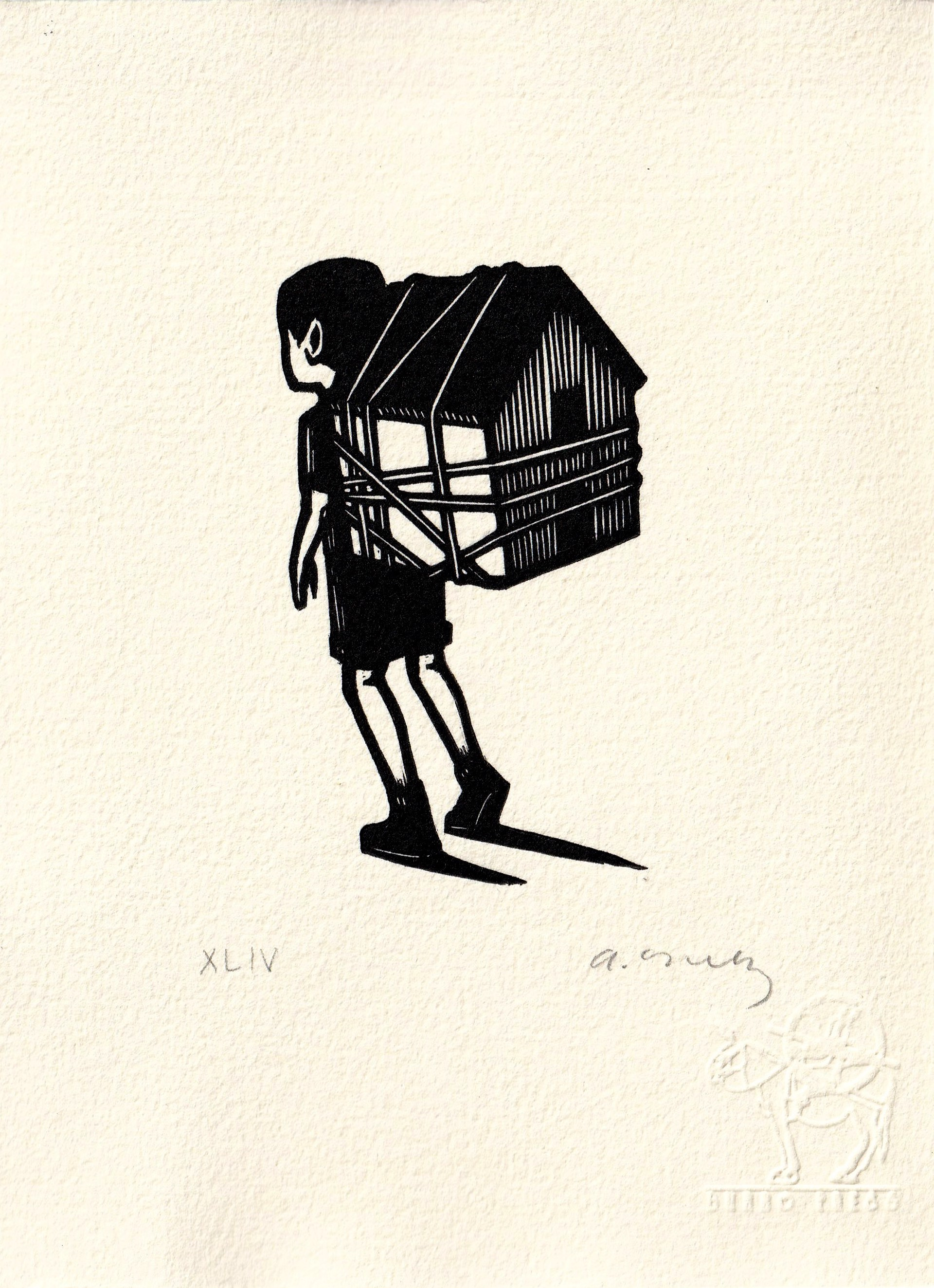 Untitled (Casa) by Alberto Cruz