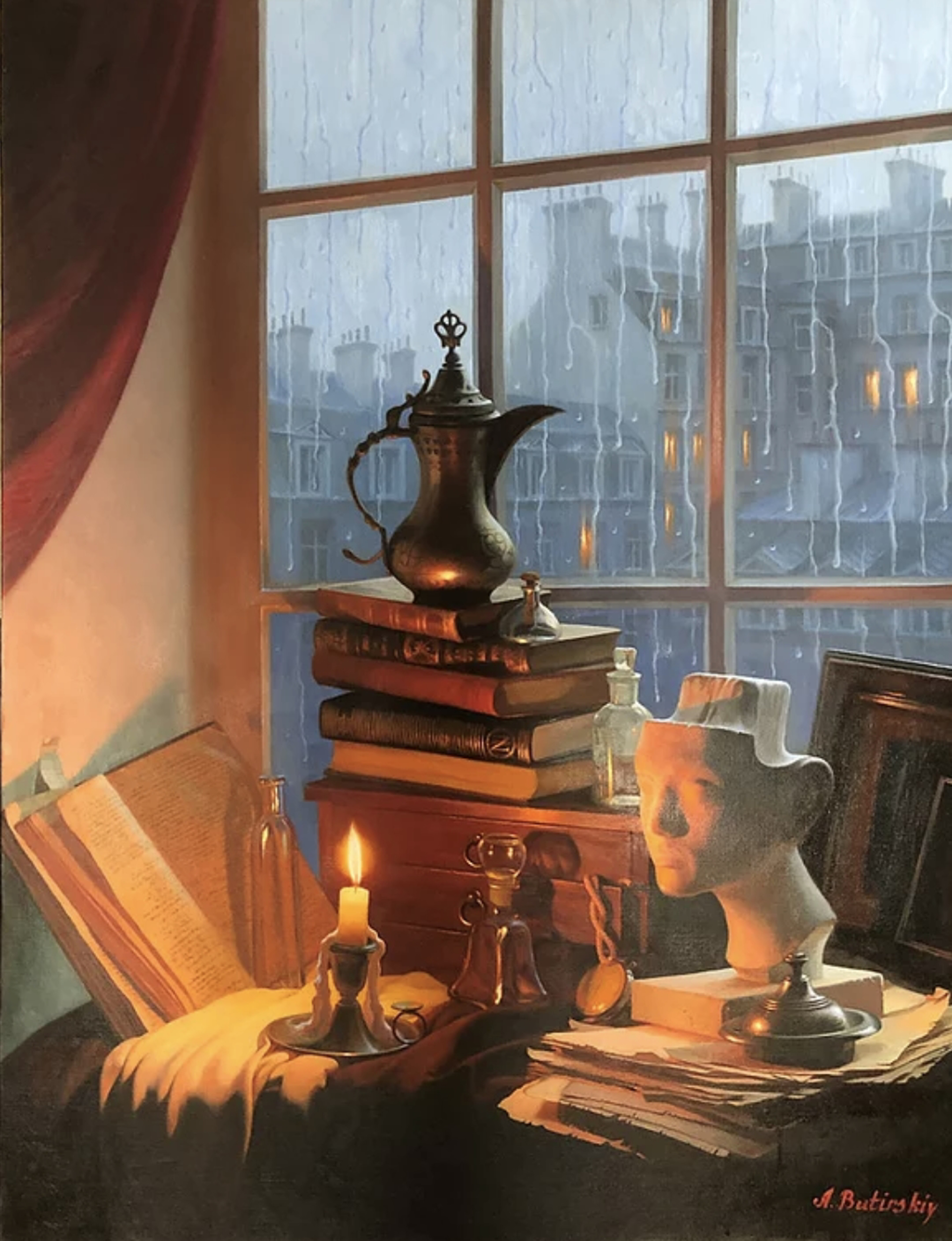 Enchanting Memories by Alexei Butirskiy