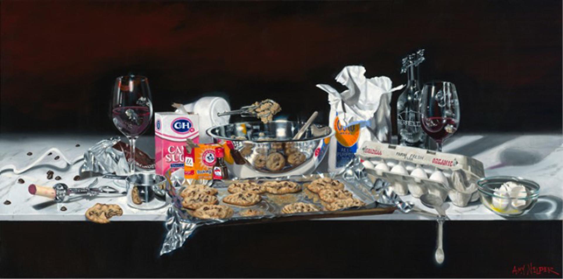 Your Kitchen, Or Mine? by Amy Nelder
