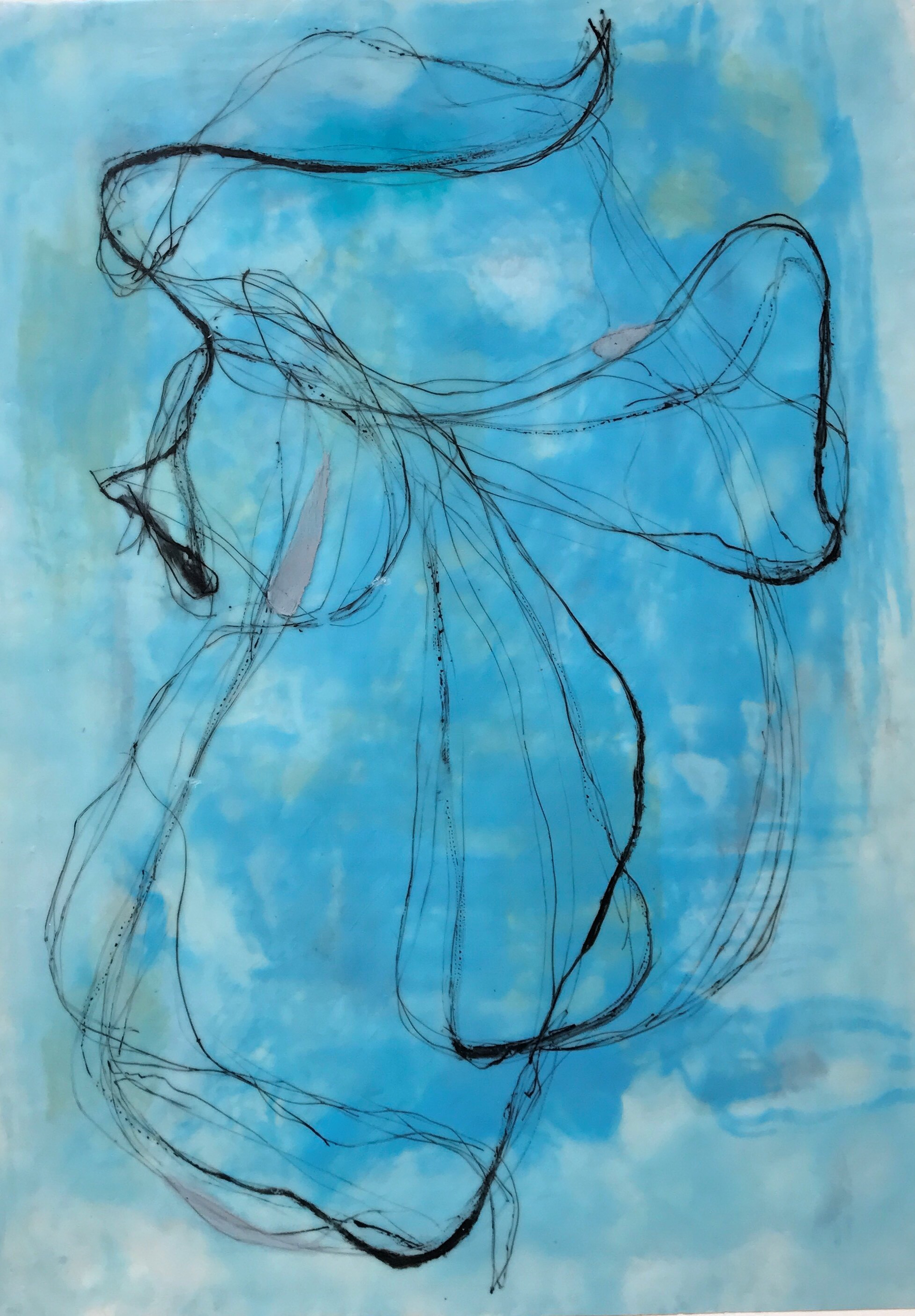 Evanescence 4 by Tracey Adams