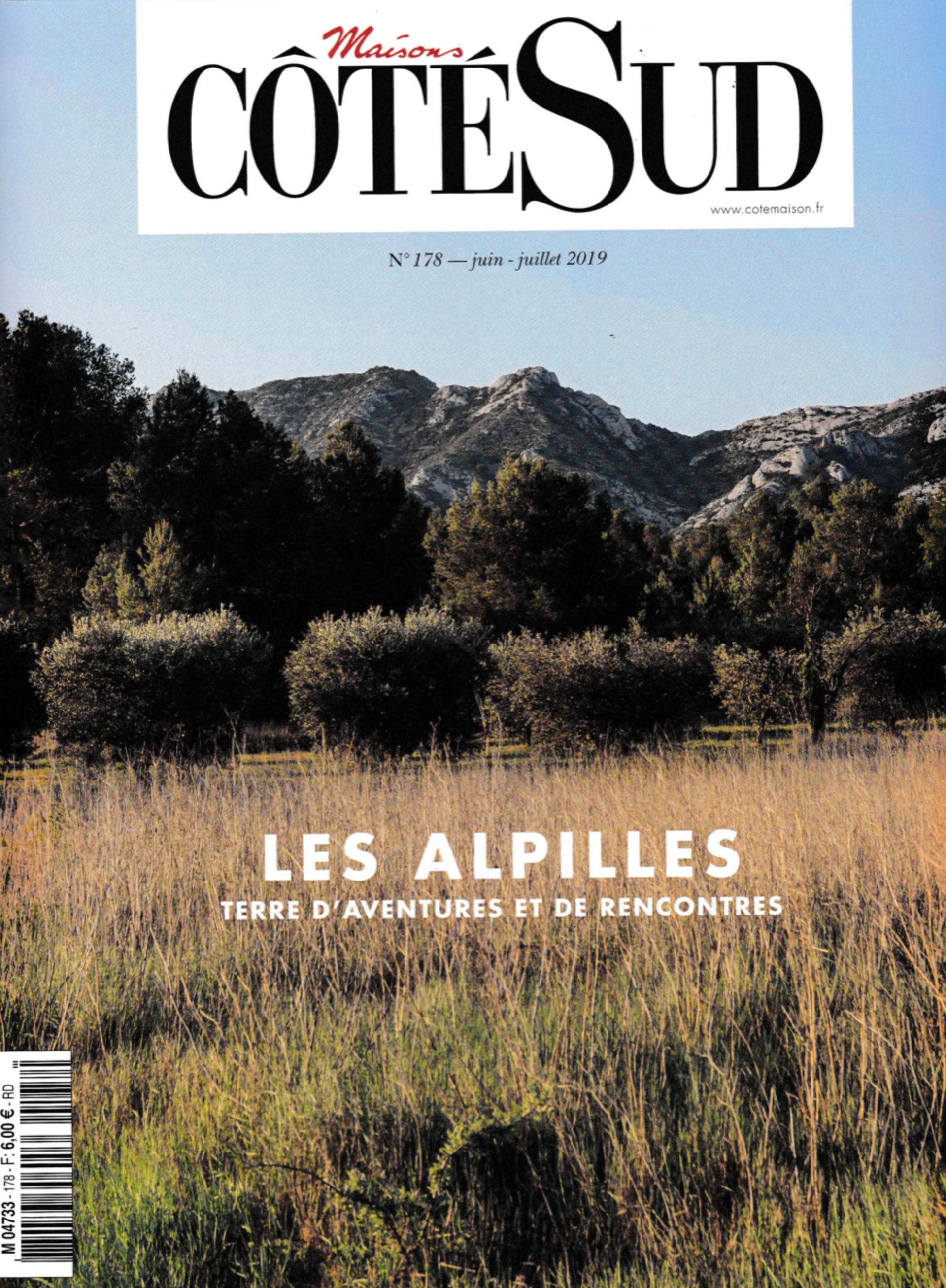 COTE SUD, June/July 2019- Jacques Jarrige
