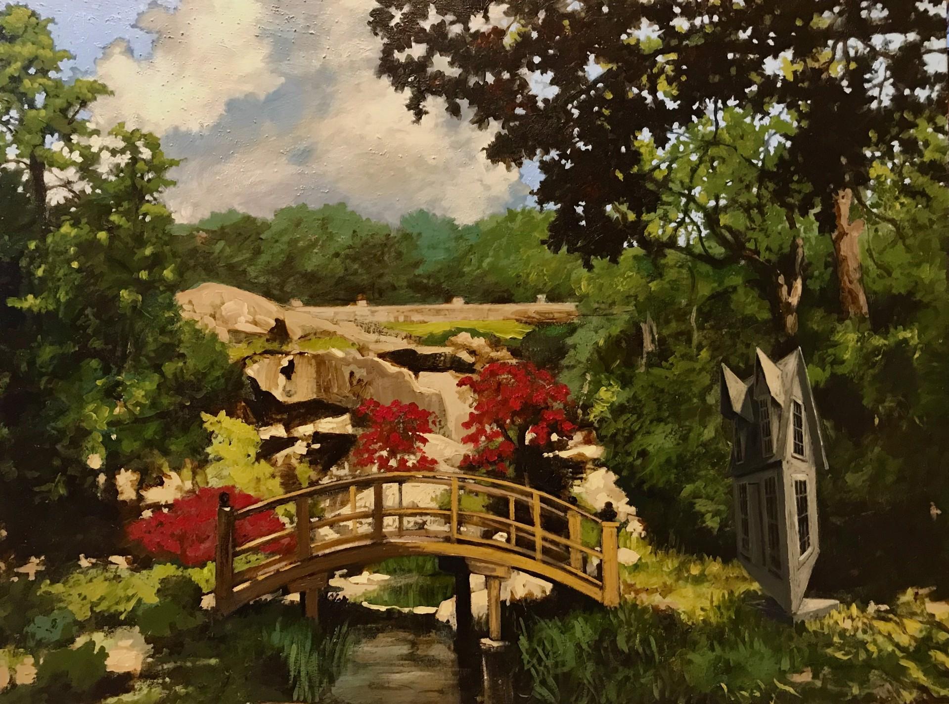 Maymont at Japense Garden by Matt Lively