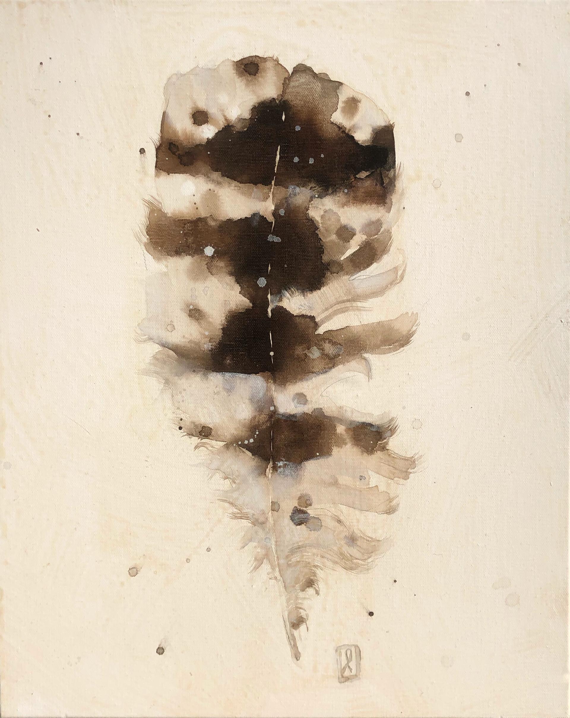 Frayed Pinion II by Laura Roebuck