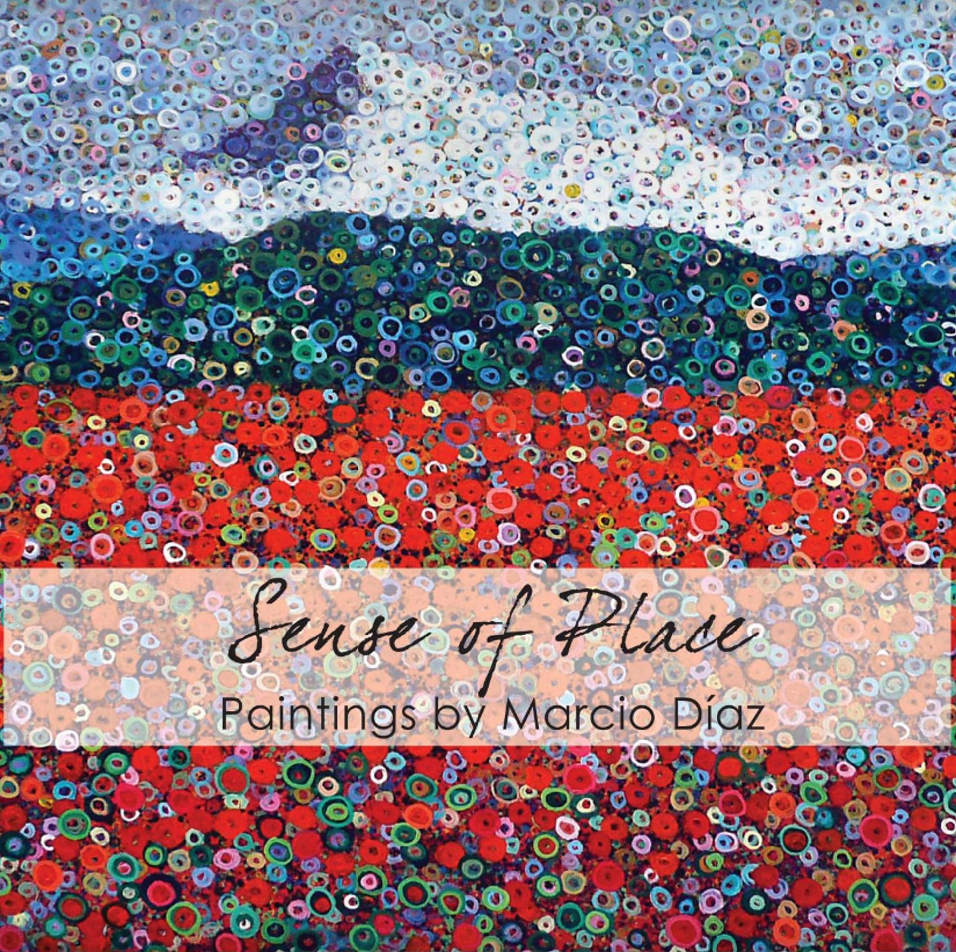 Sense of Place | exhibition catalog by Marcio Diaz