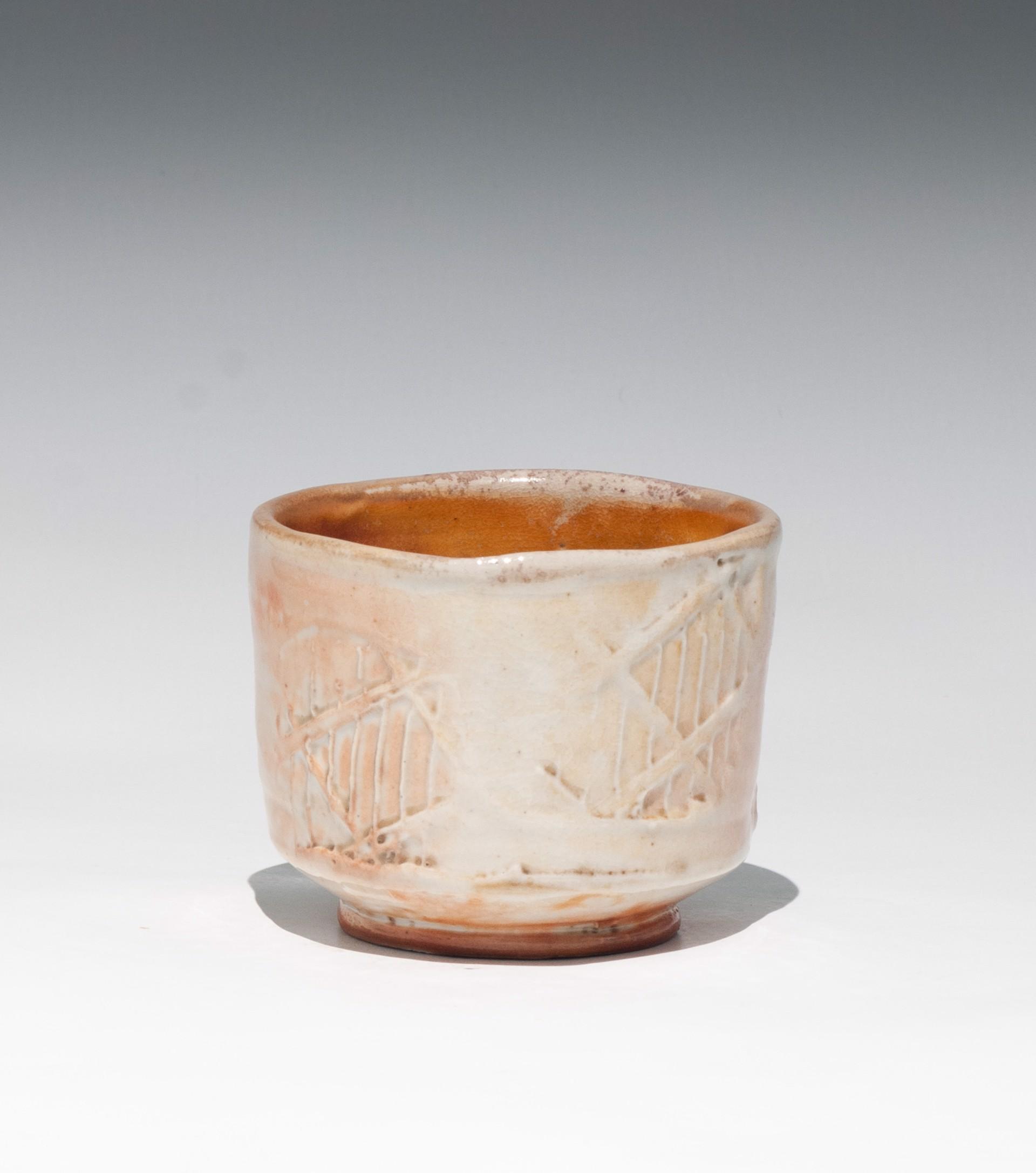 Lewis & Clark Tea Bowl by Daniel Anderson
