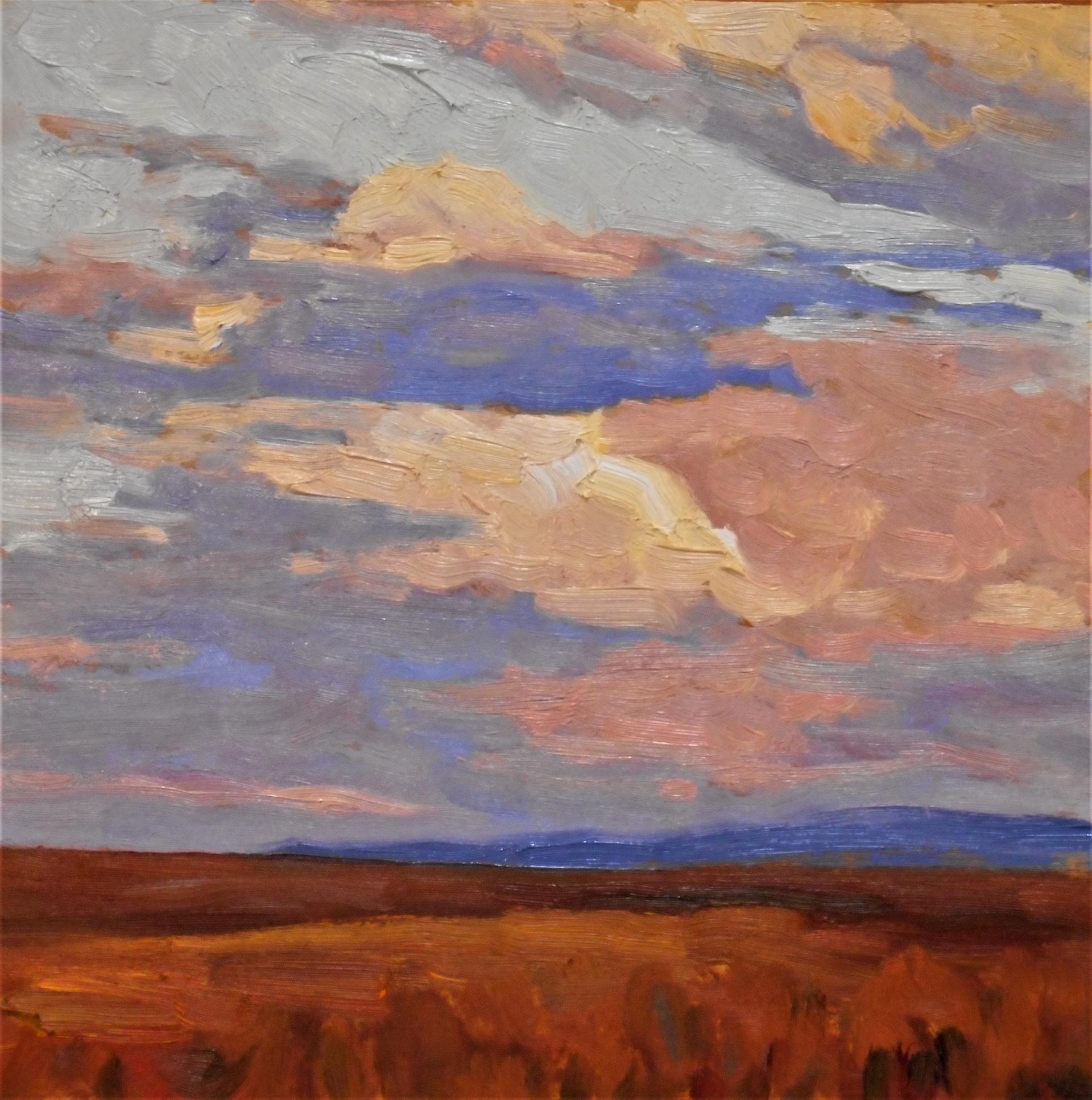 Western Sky Series by Lorenzo Chavez