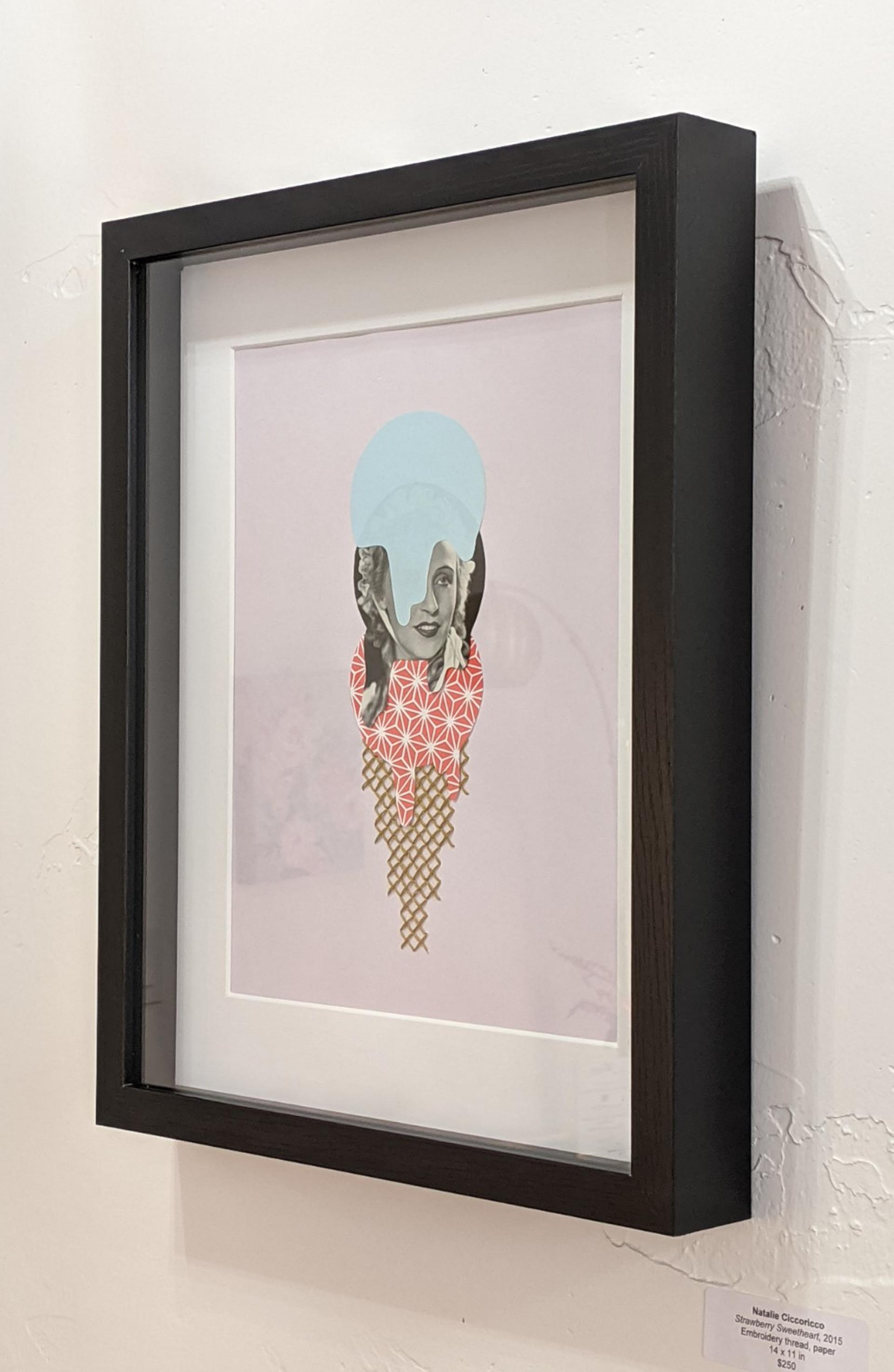 Strawberry Sweetheart by Natalie Ciccoricco