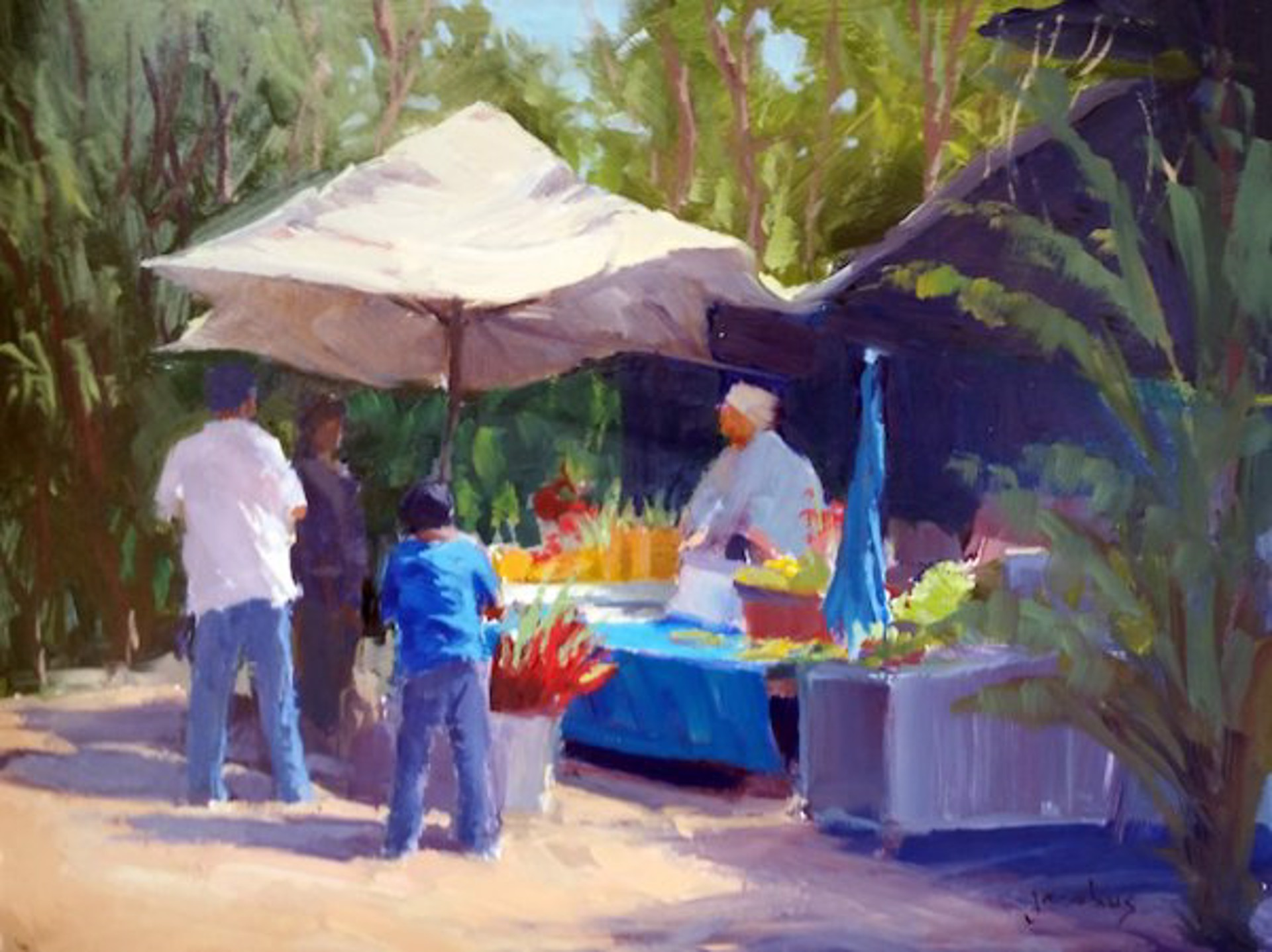 Fresh Pineapple by Jacobus Baas