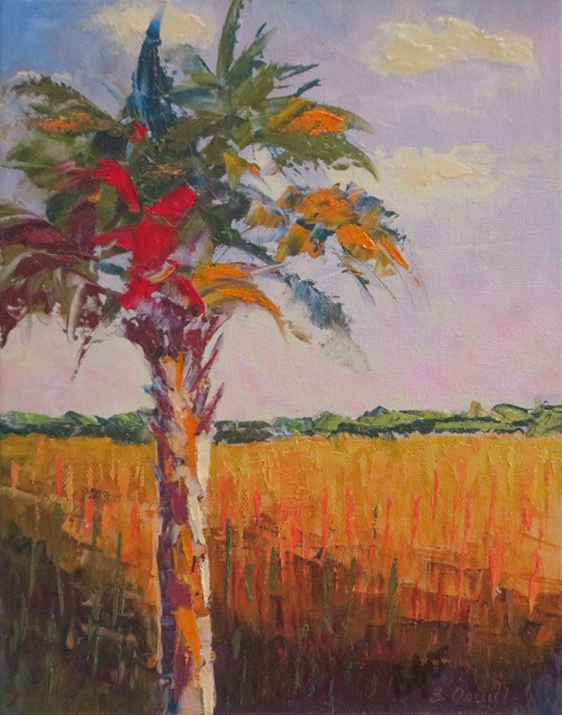 Sabel Palmetto by Brenda Orcutt, Giclee--Prints