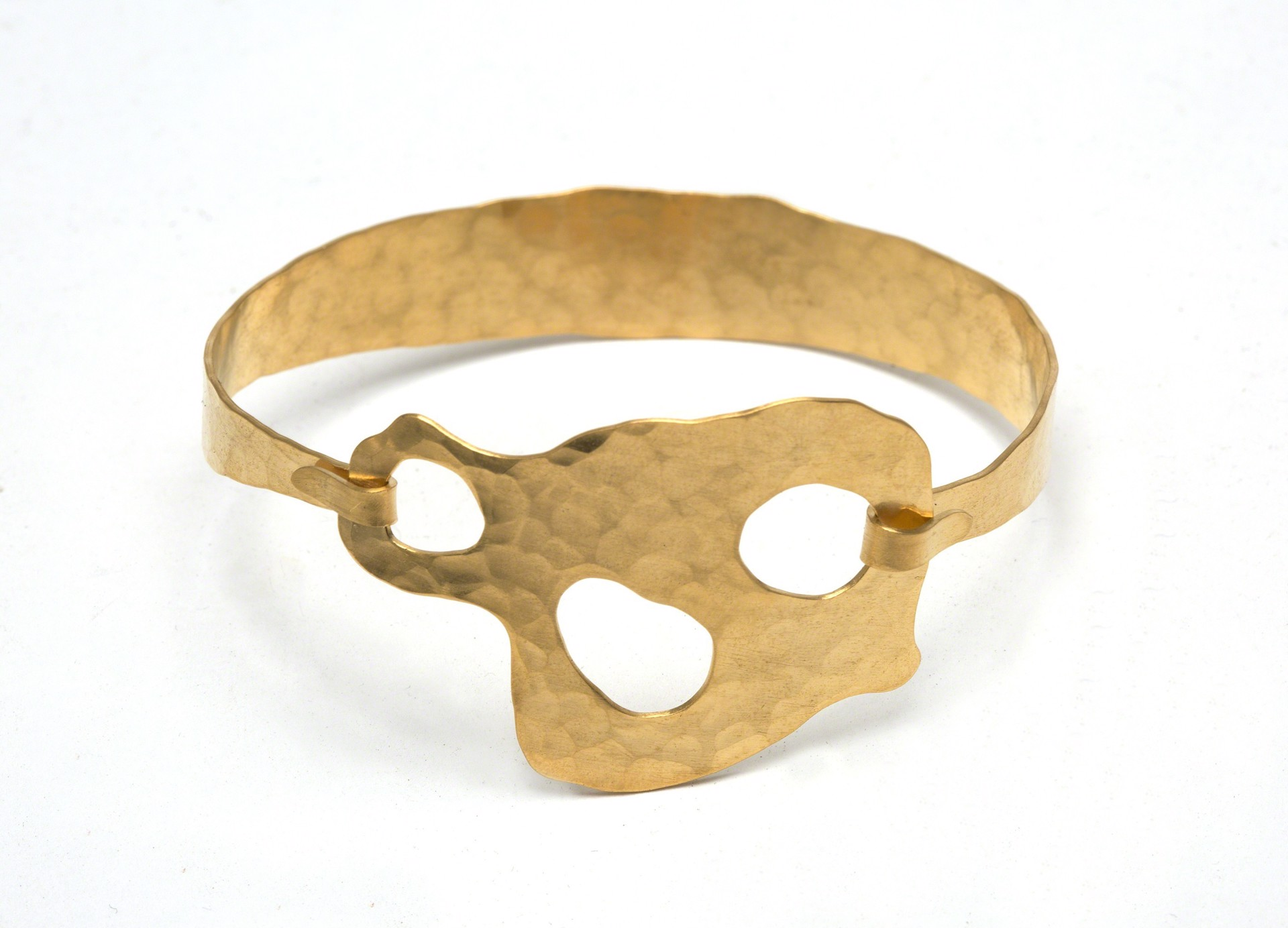 """Trio""  Bracelet  by Jacques Jarrige"
