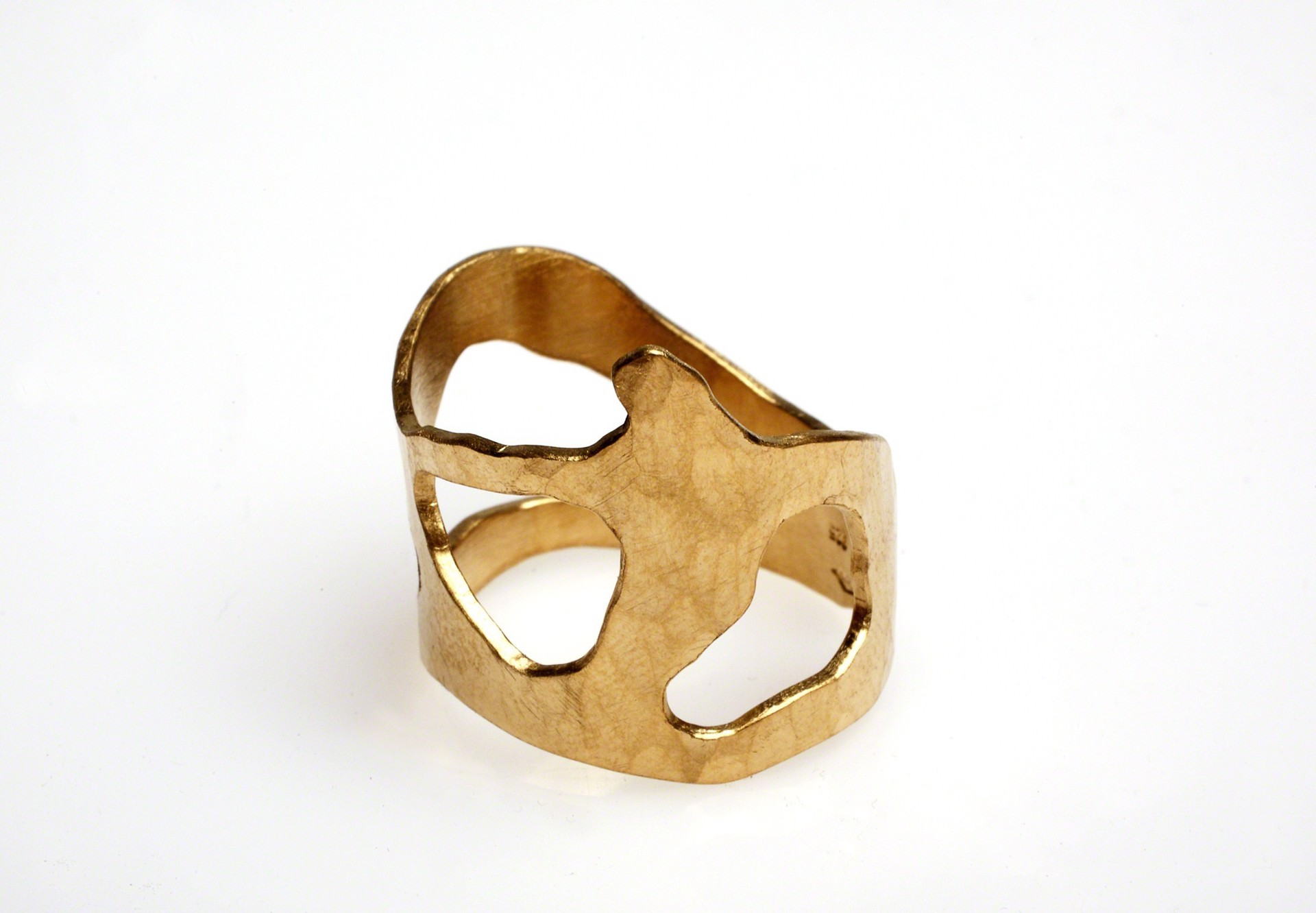 """Trio"" RIng by Jacques Jarrige"