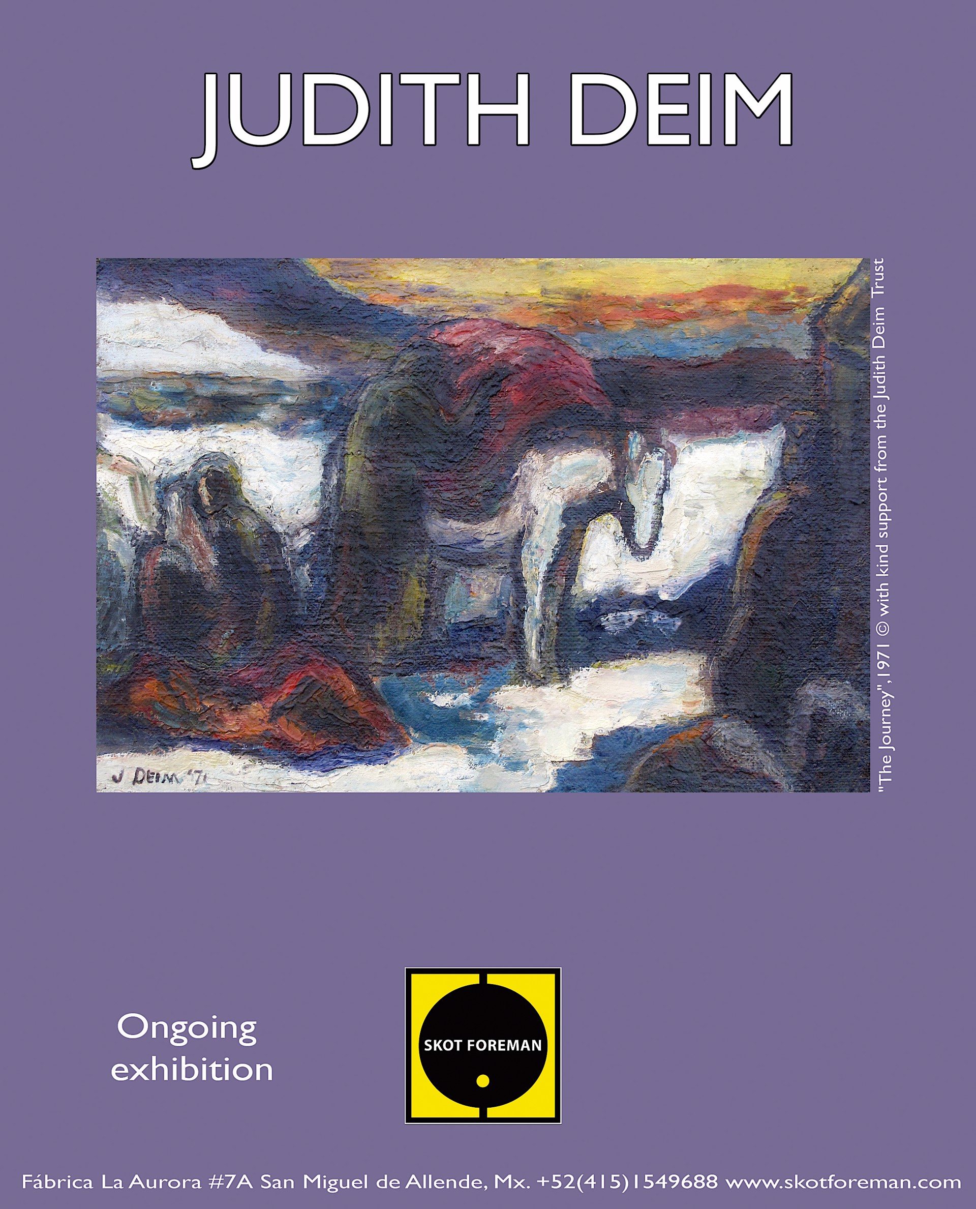 The Journey by Judith Deim
