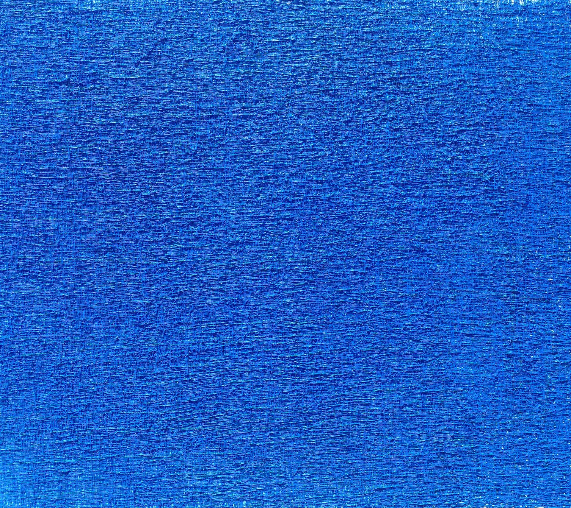 Squared Blue by Bill Pugh