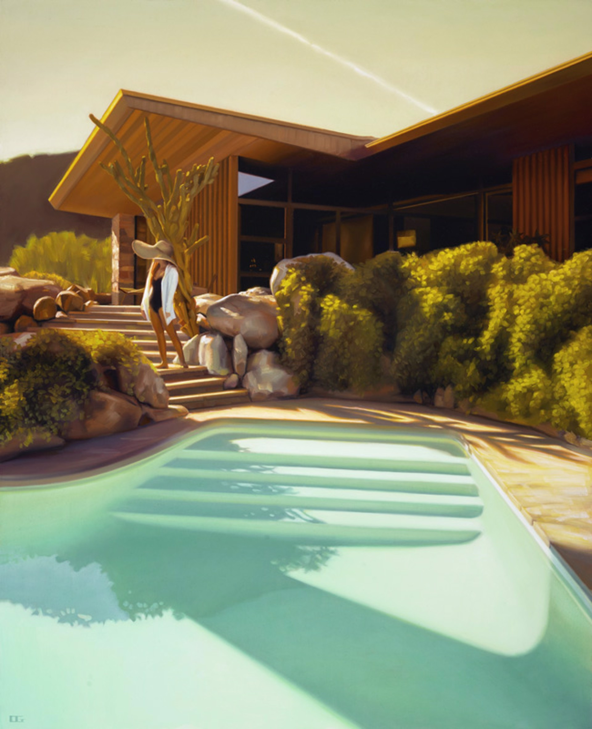 Edris House (S/N) by Carrie Graber