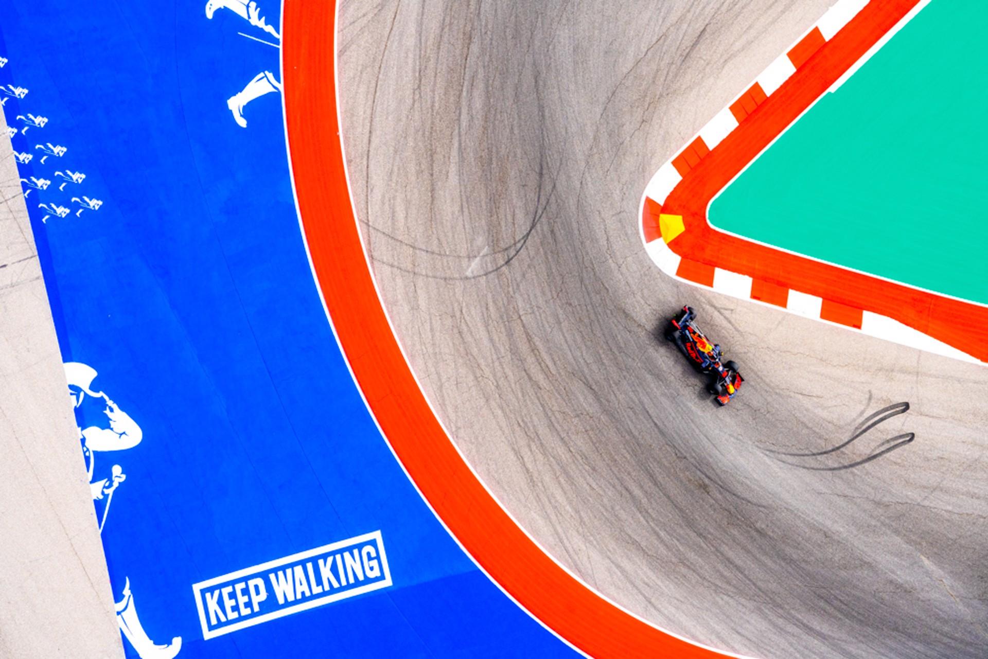 Walker Formula 1, Austin Texas by Dinesh Boaz