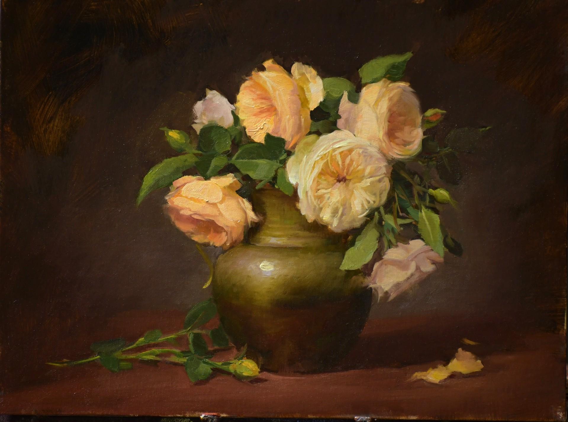 Robbins Roses by Elizabeth Robbins
