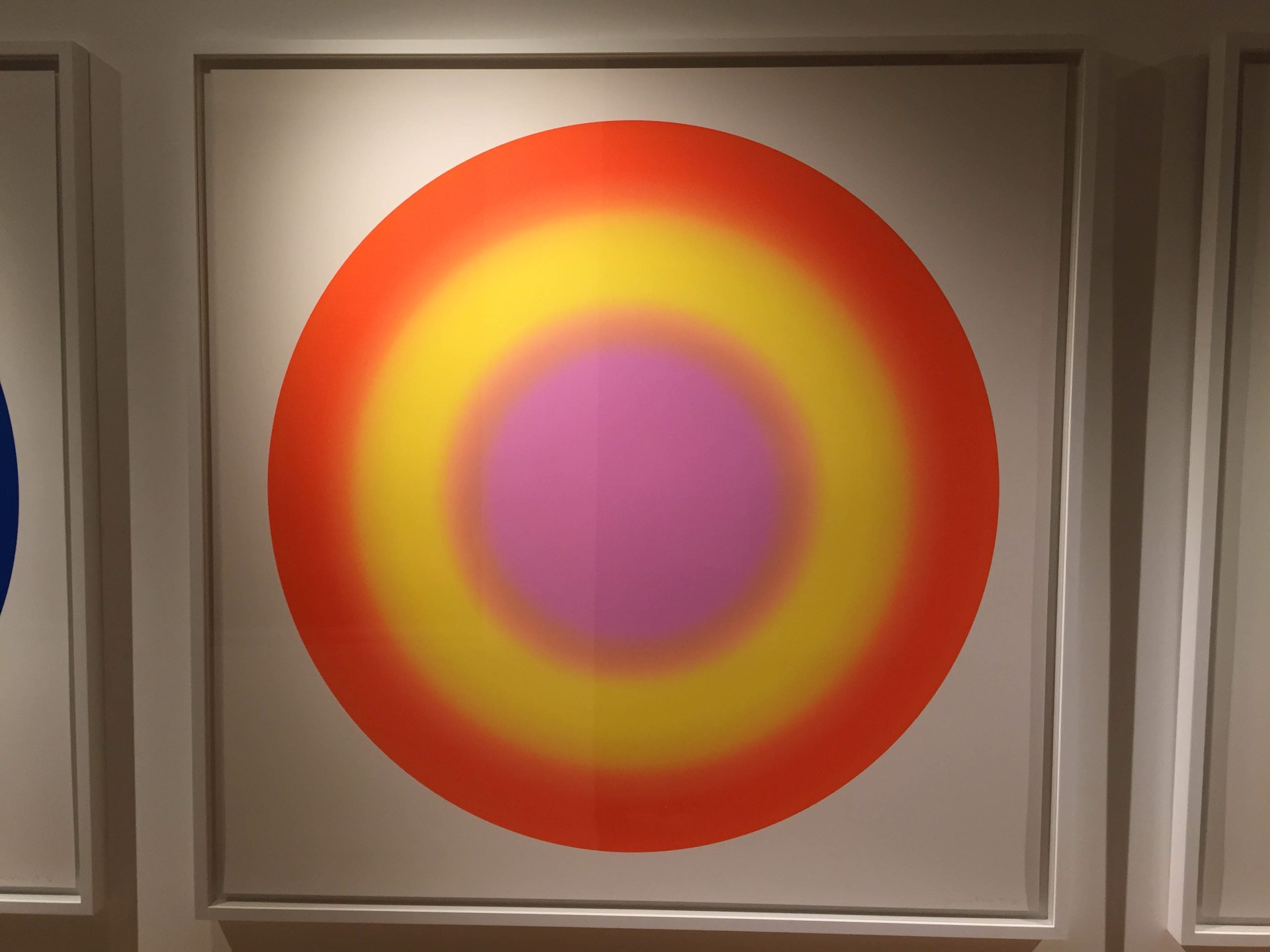 Sun 2 by Ugo Rondinone