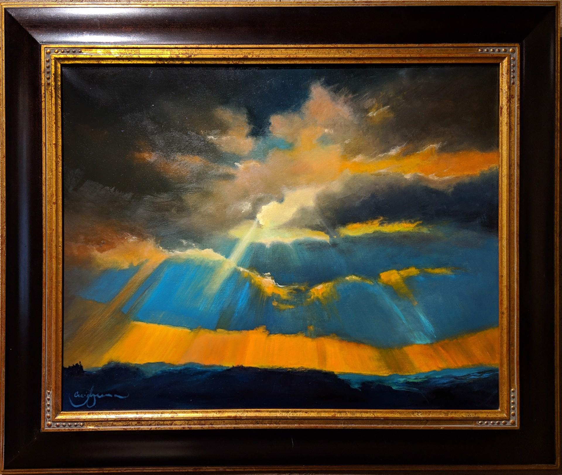 Amber Light by Craig Freeman