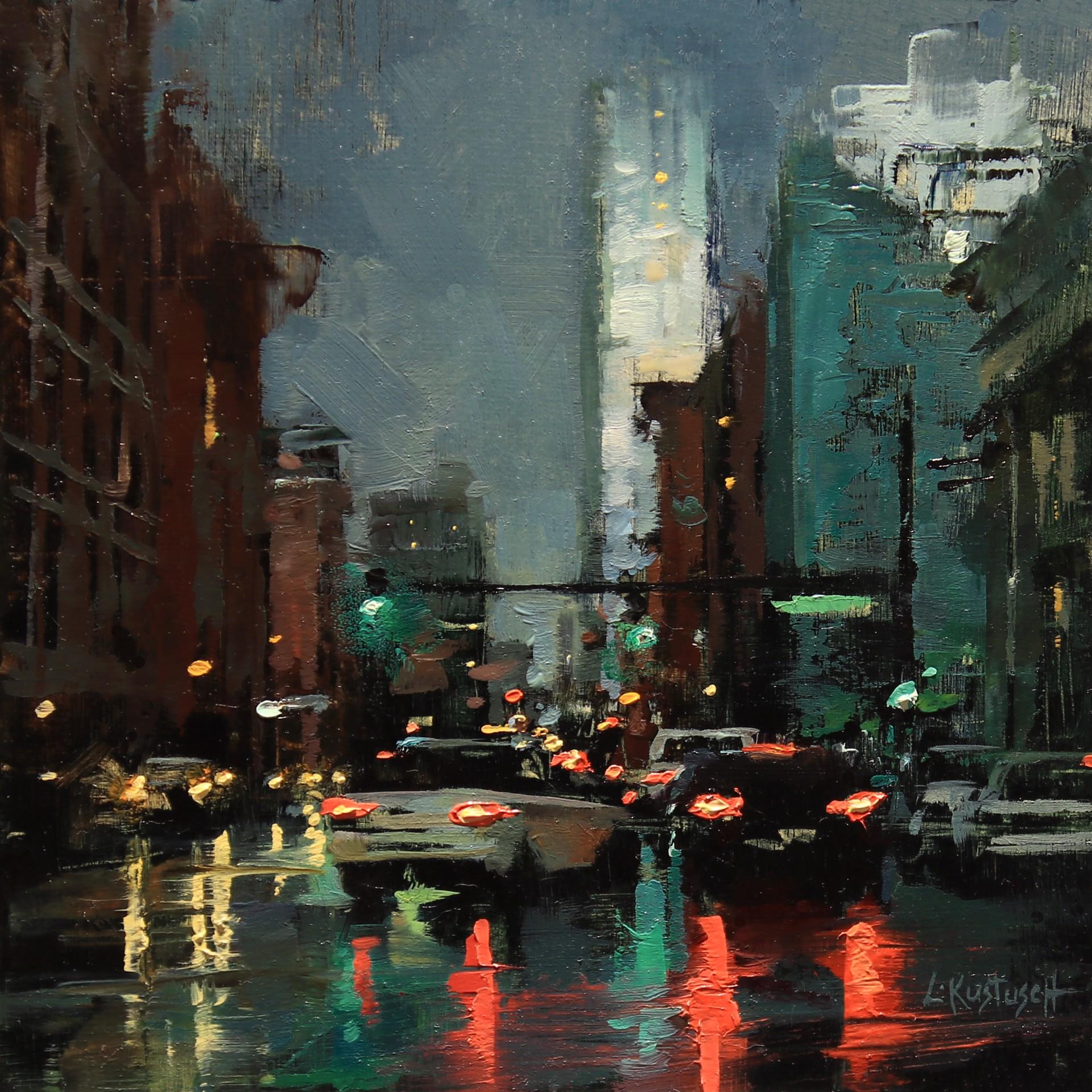 15th St. & Wewatta by Lindsey Kustusch