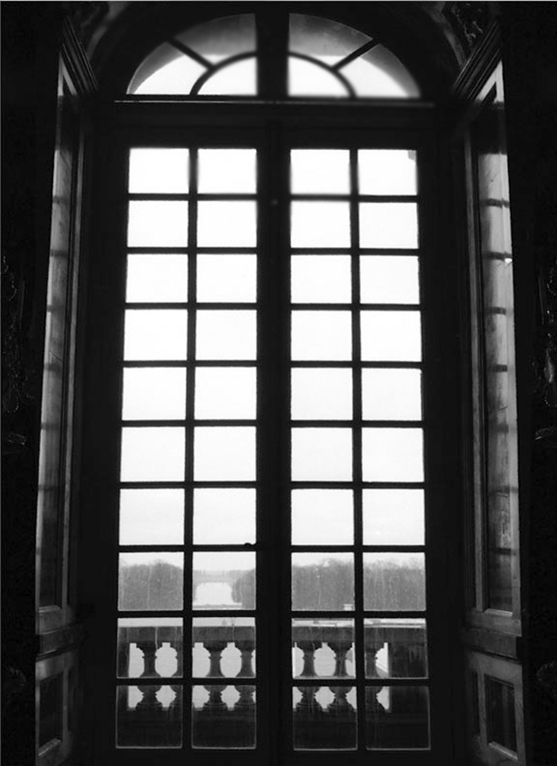 garden door (Palais Versailles) by Donna Cameron