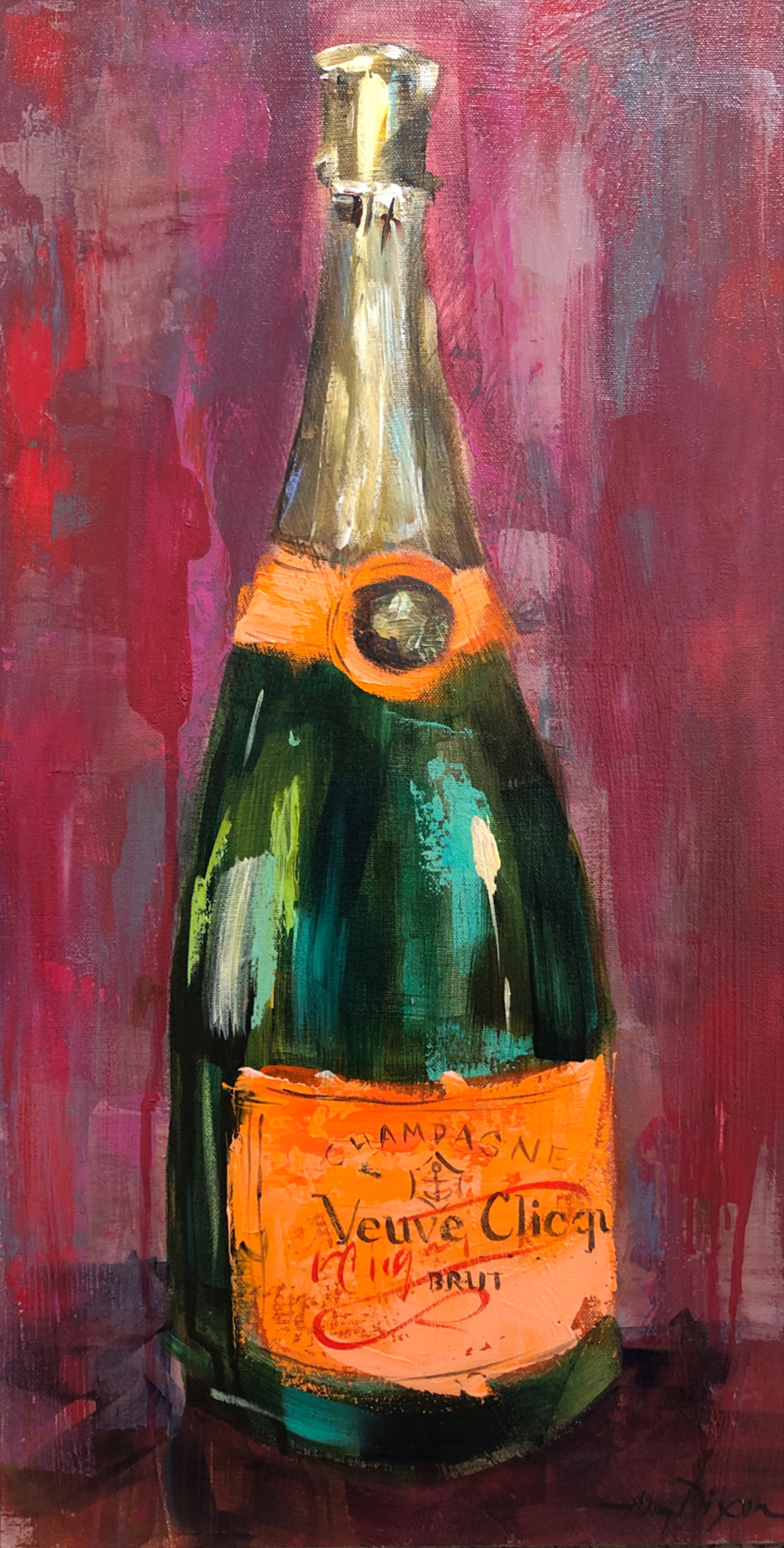 Veuve You Too! by Amy Dixon