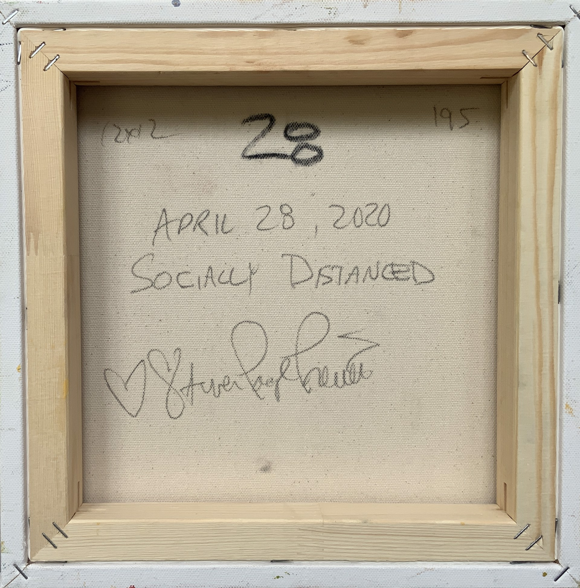 Socially Distanced 28 by Steven Page Prewitt