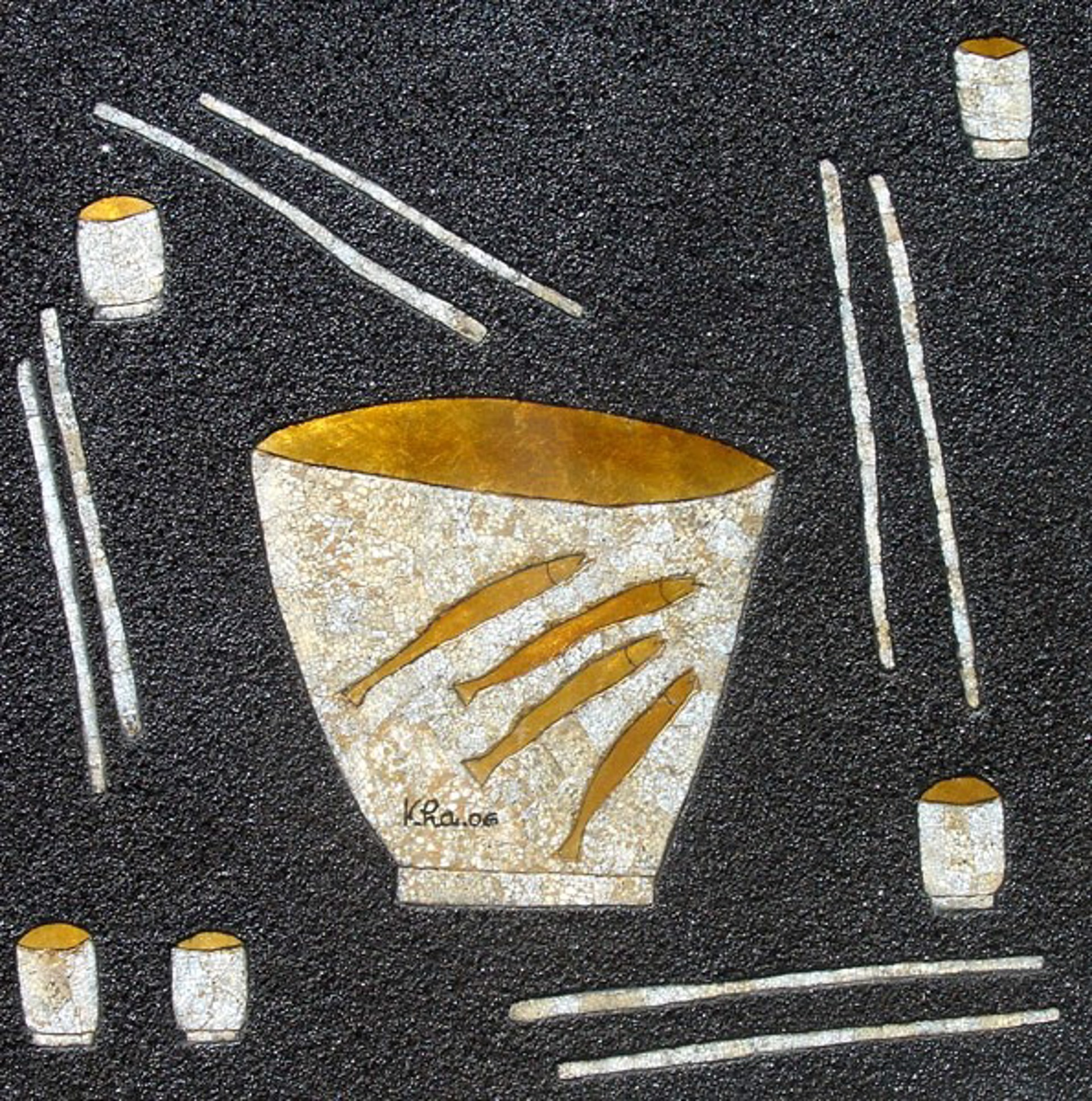 Common Bowl III by Bui Cong Khanh