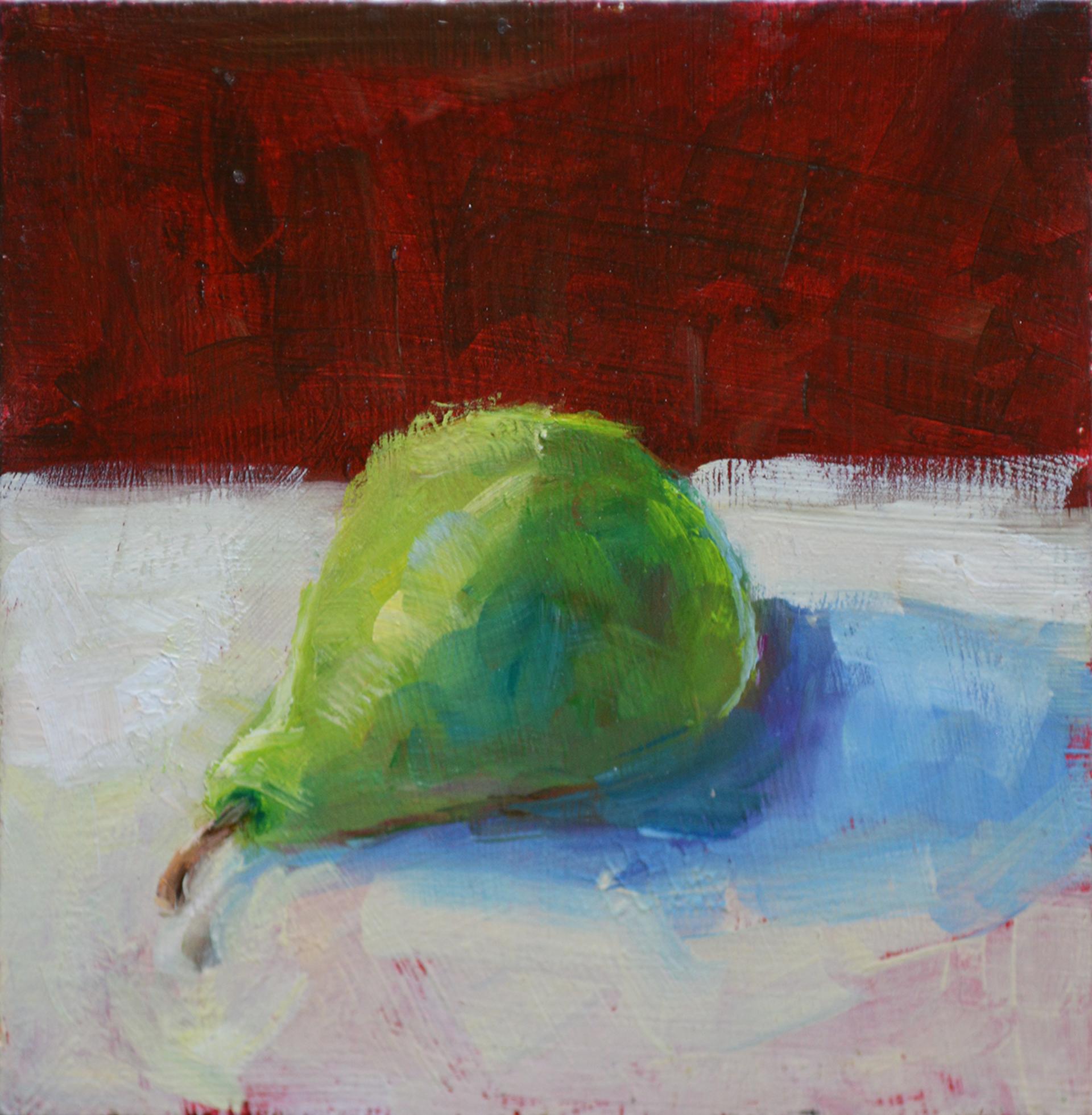 Pear III by Karen Hewitt Hagan