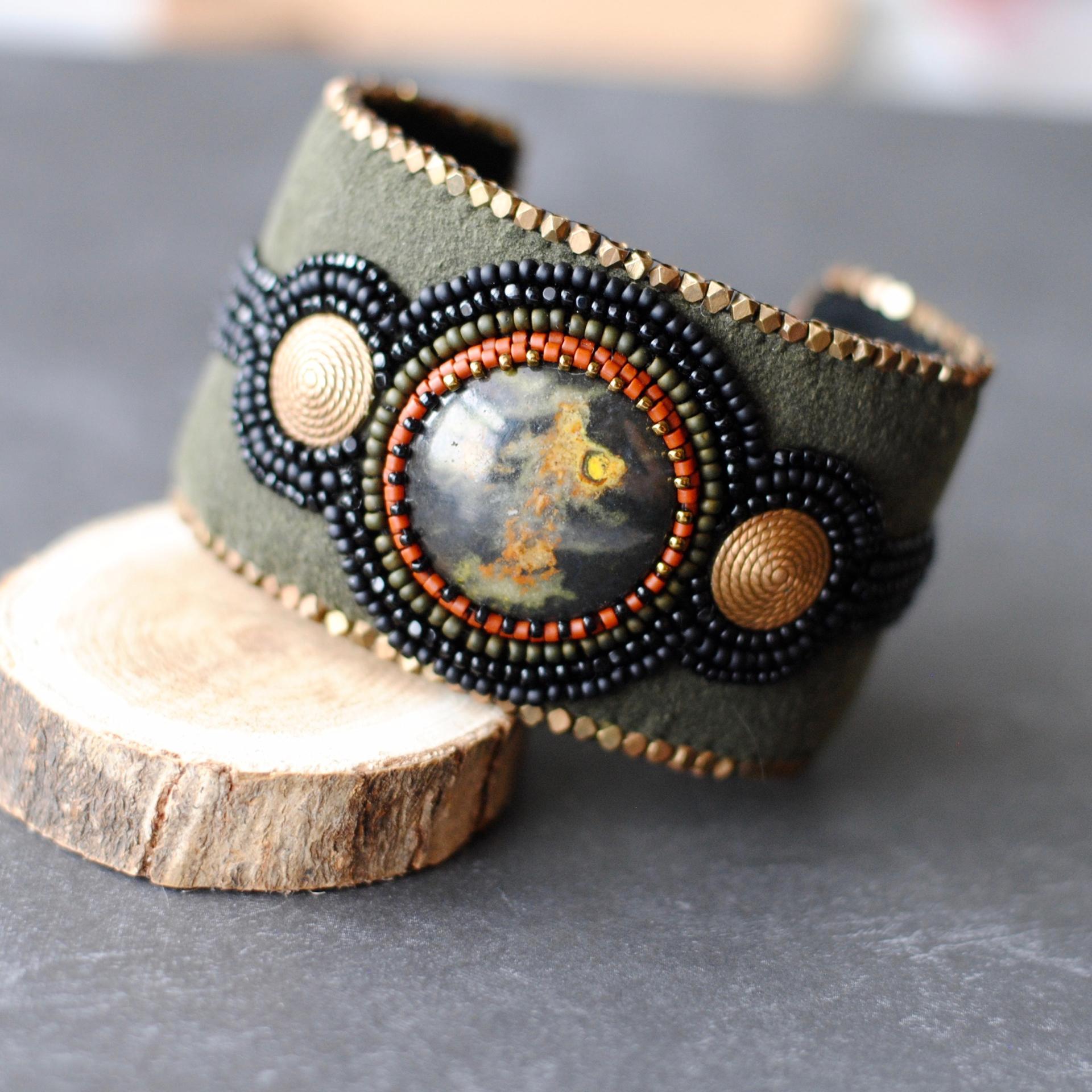 B035 Bracelet  by Sam Taylor