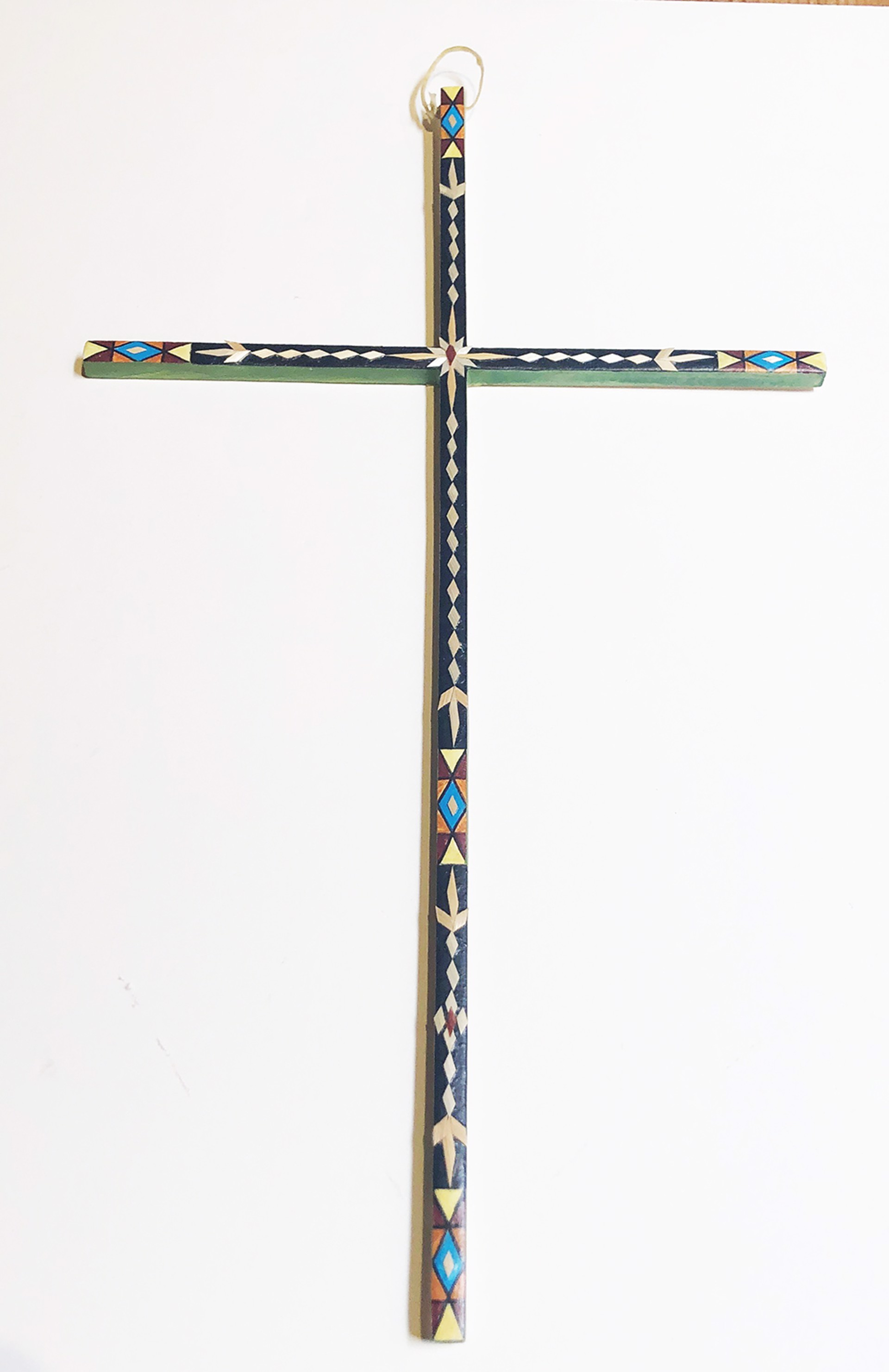 Cruz de la Sagrada Fe by Charlie Sanchez Jr