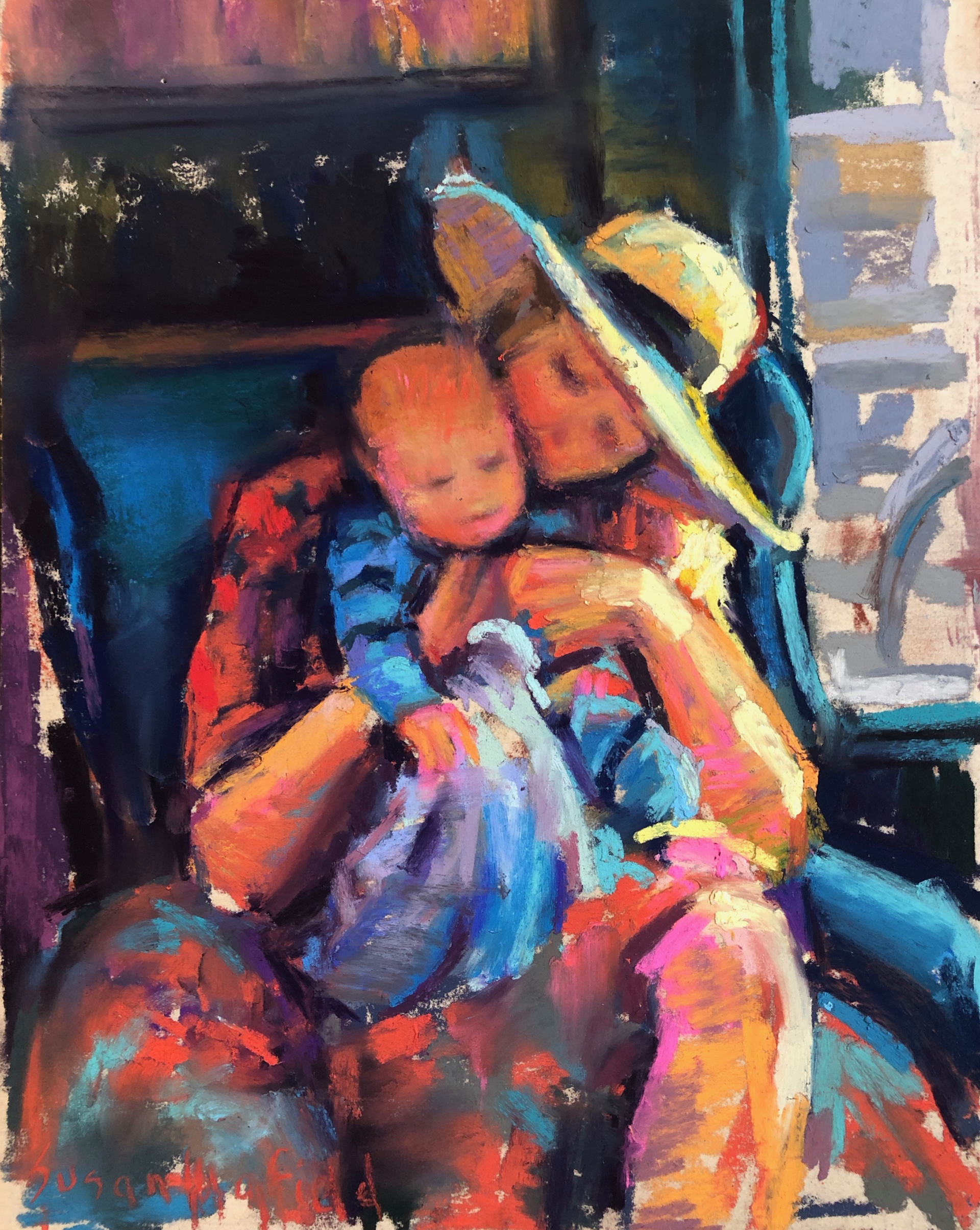 Mother and Child by Susan Mayfield