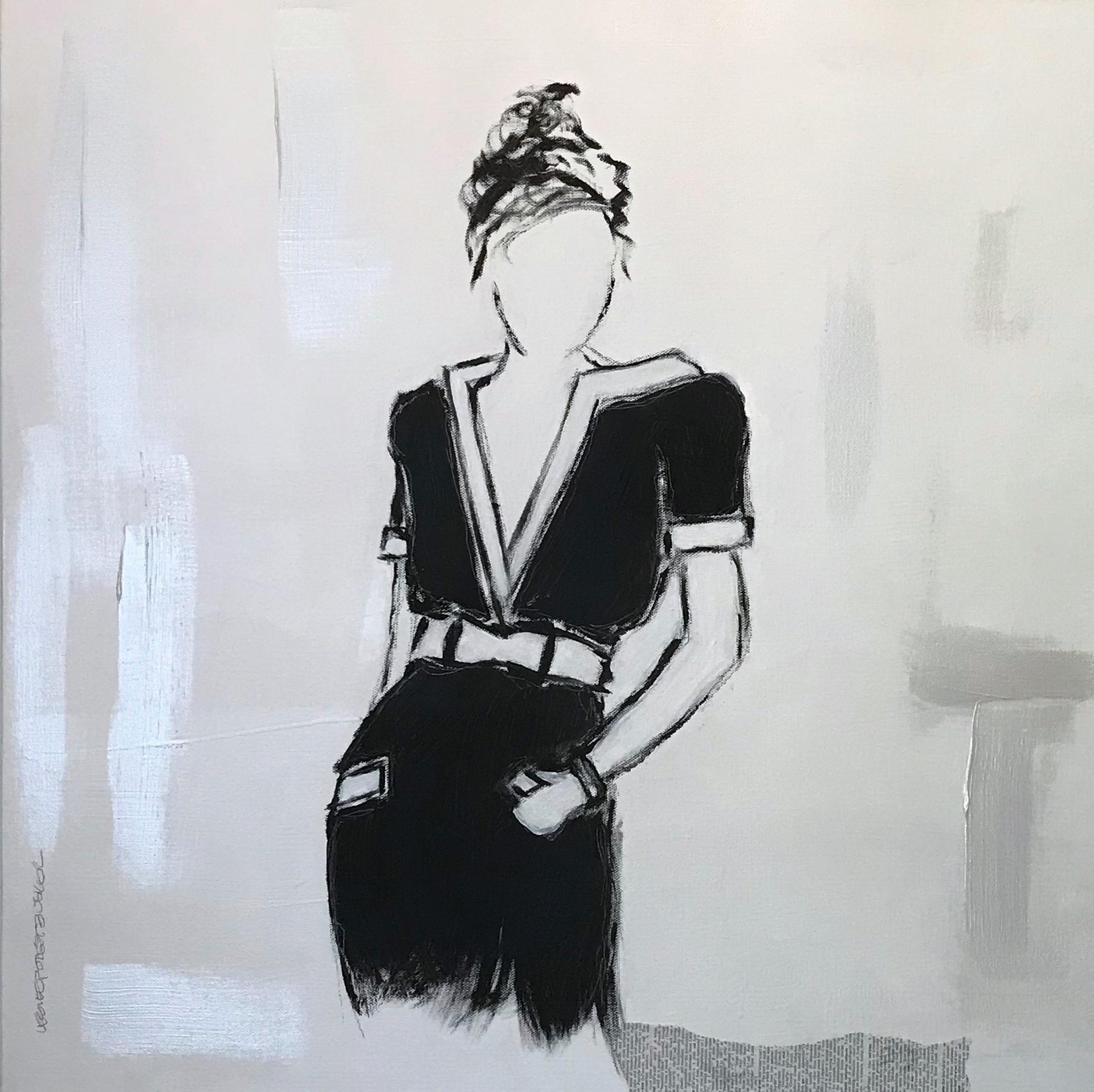 Figure No. 128 by Leslie Poteet Busker