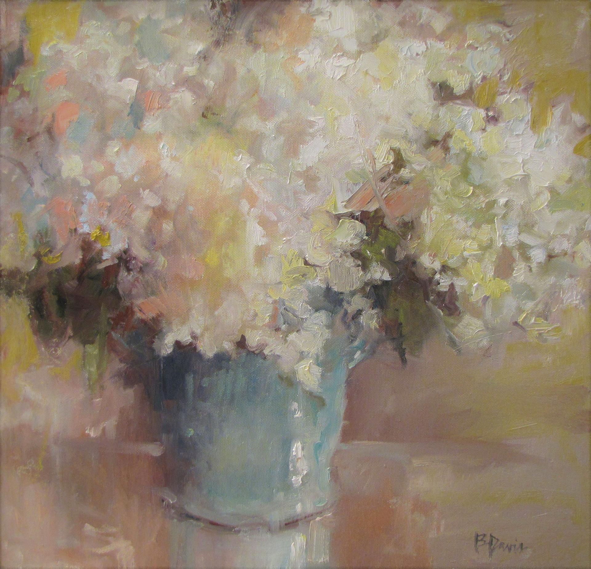 Rainy Day Bouquet by Barbara Davis