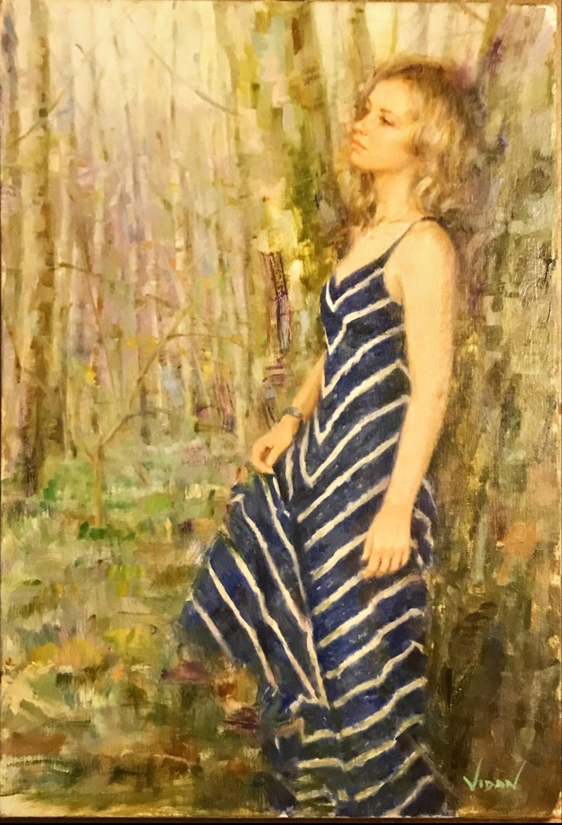 In the Woods by Vidan