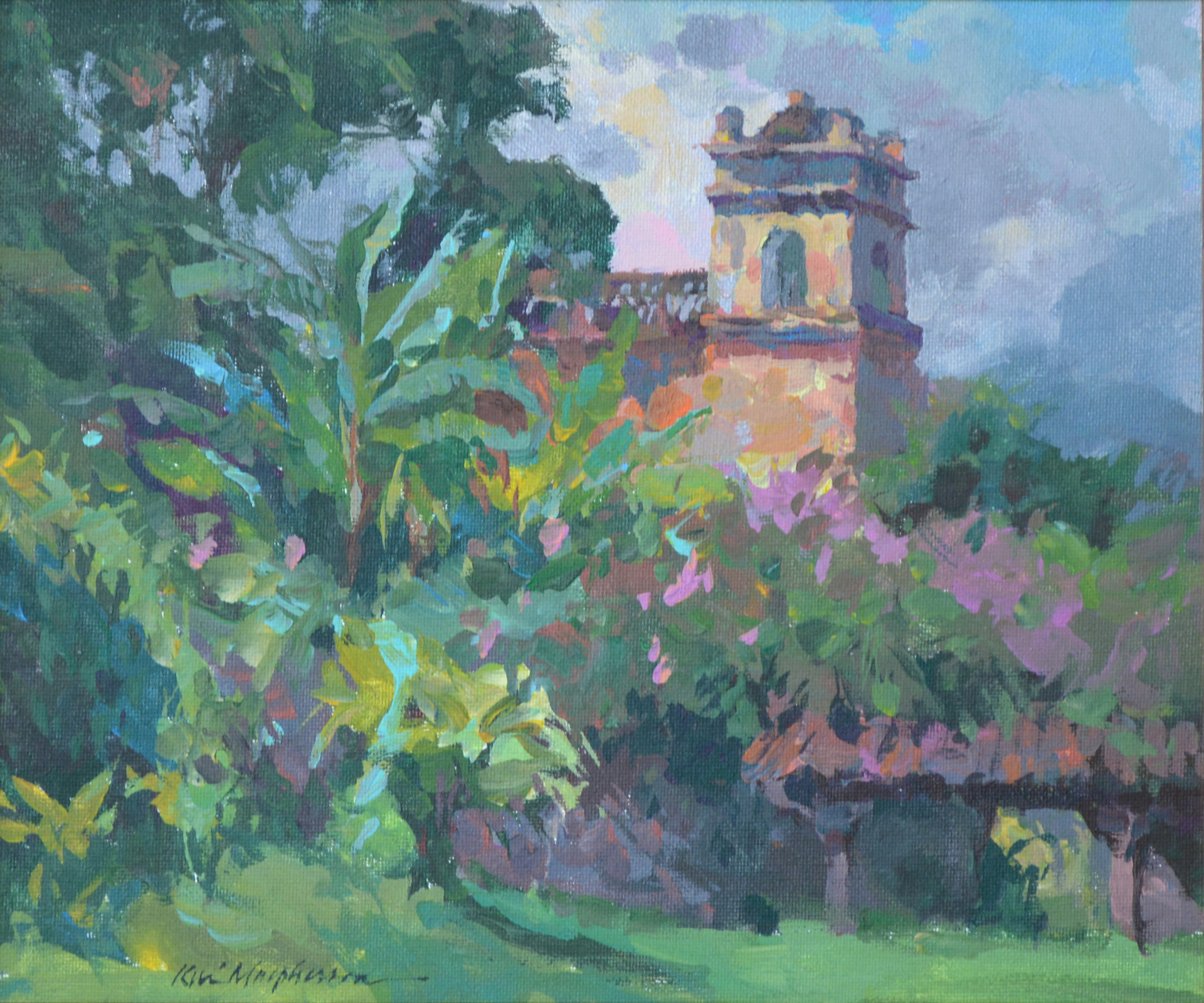 Guatemala Gardens by Kevin Macpherson