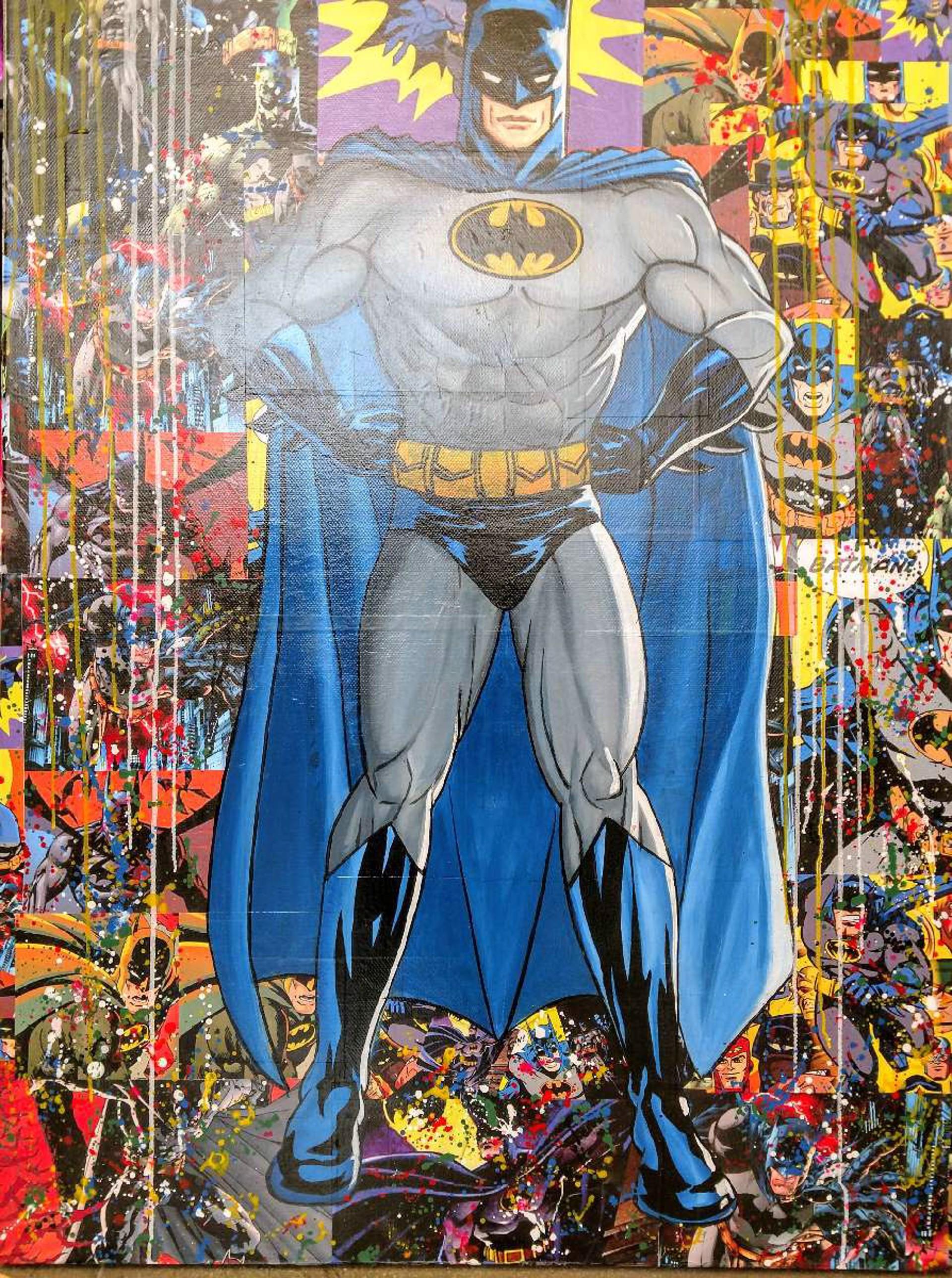 Batman by Buma Project