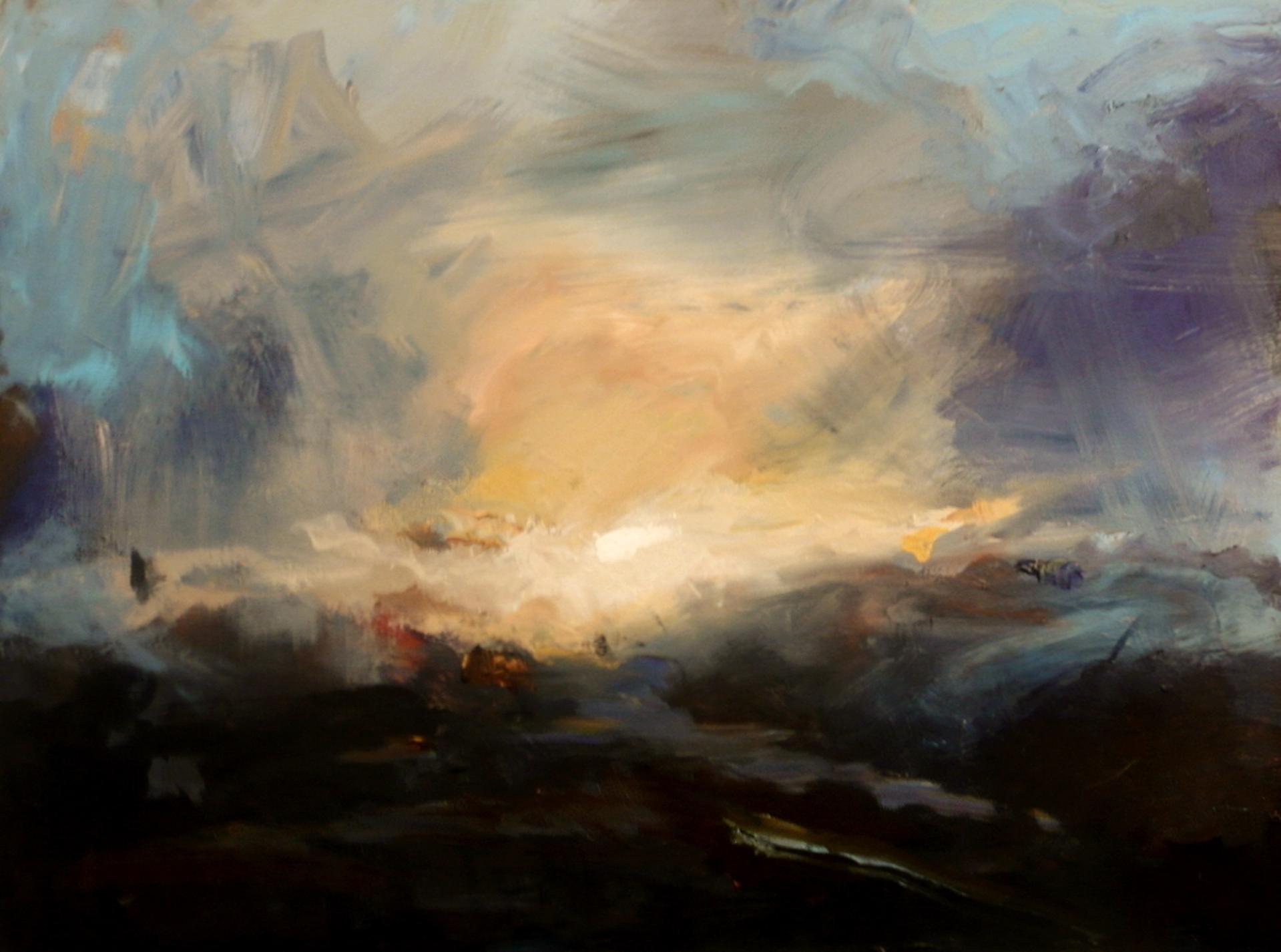 Montrose Nocturne by Tobin G Karicher