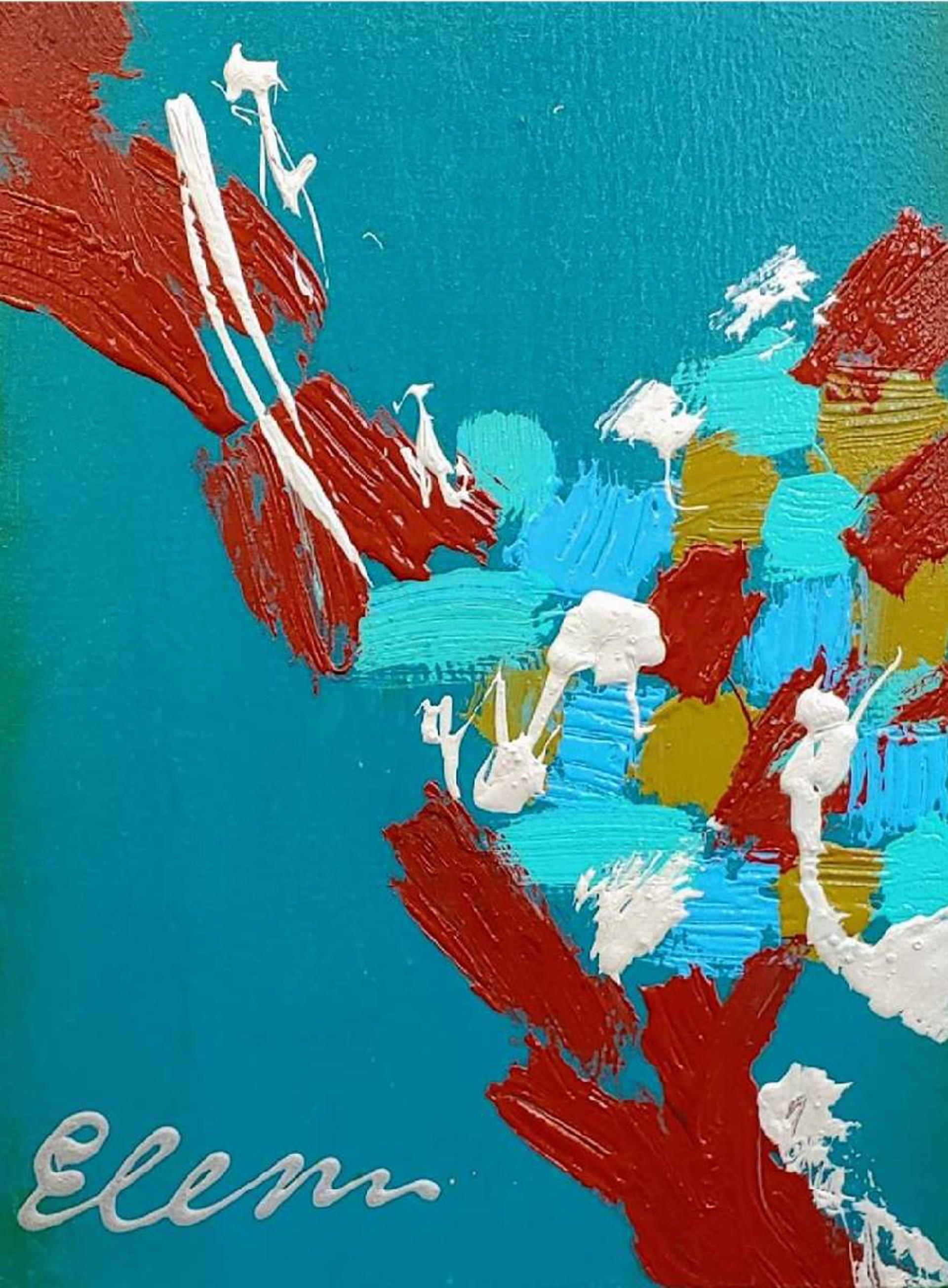 Small Abstract by Elena Bulatova