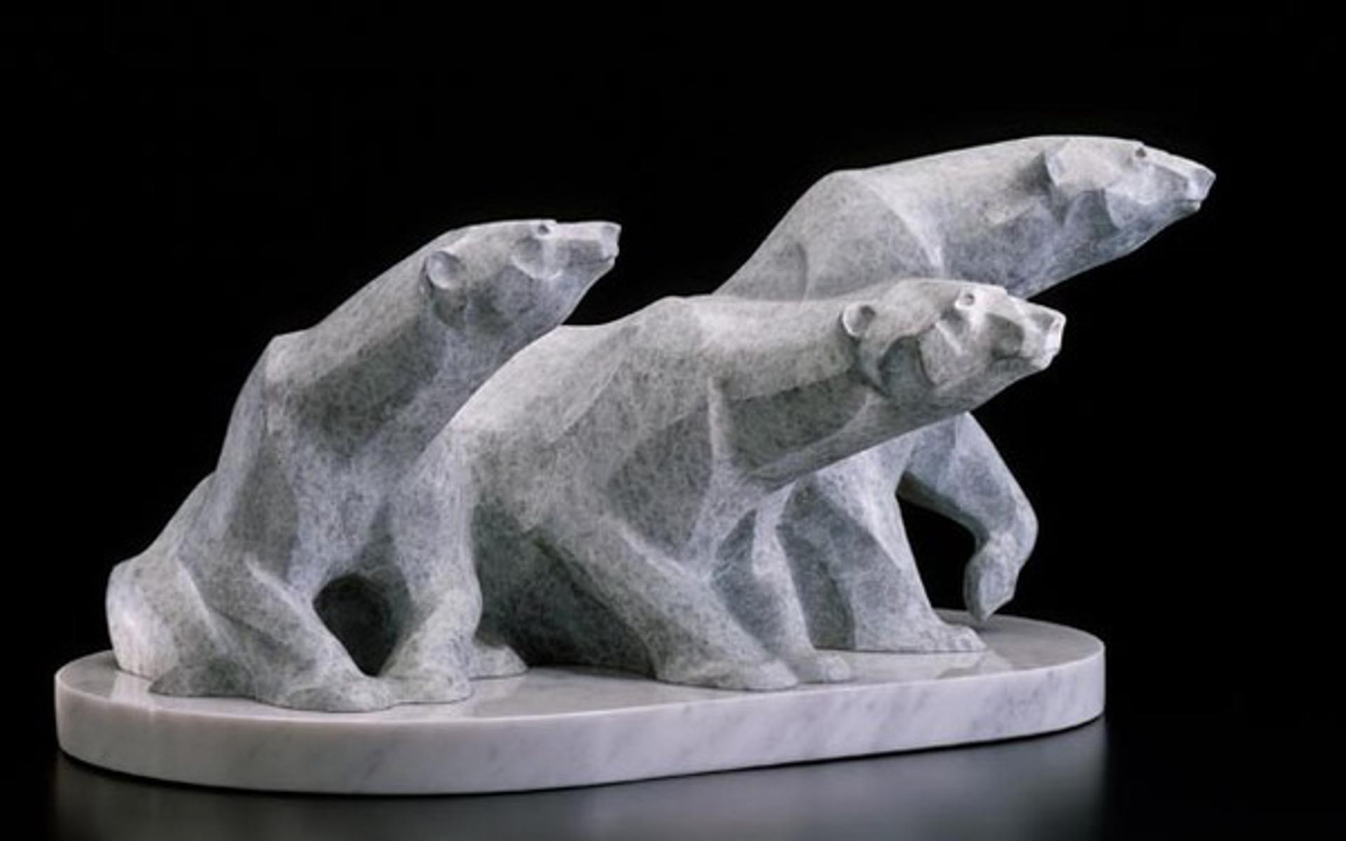 Ice Bears by Rosetta